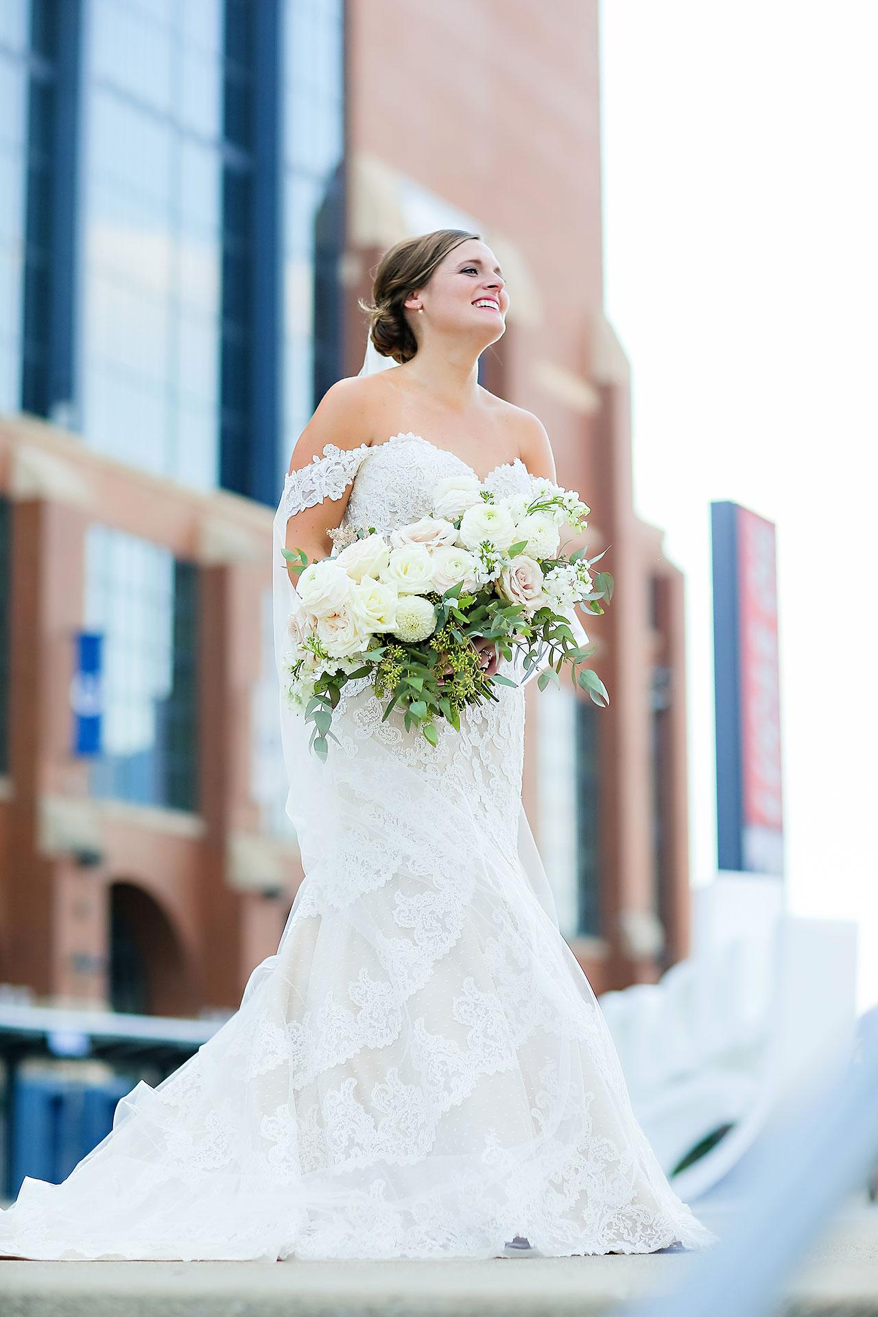 Erika Scott Regions Tower Indianapolis Wedding 126