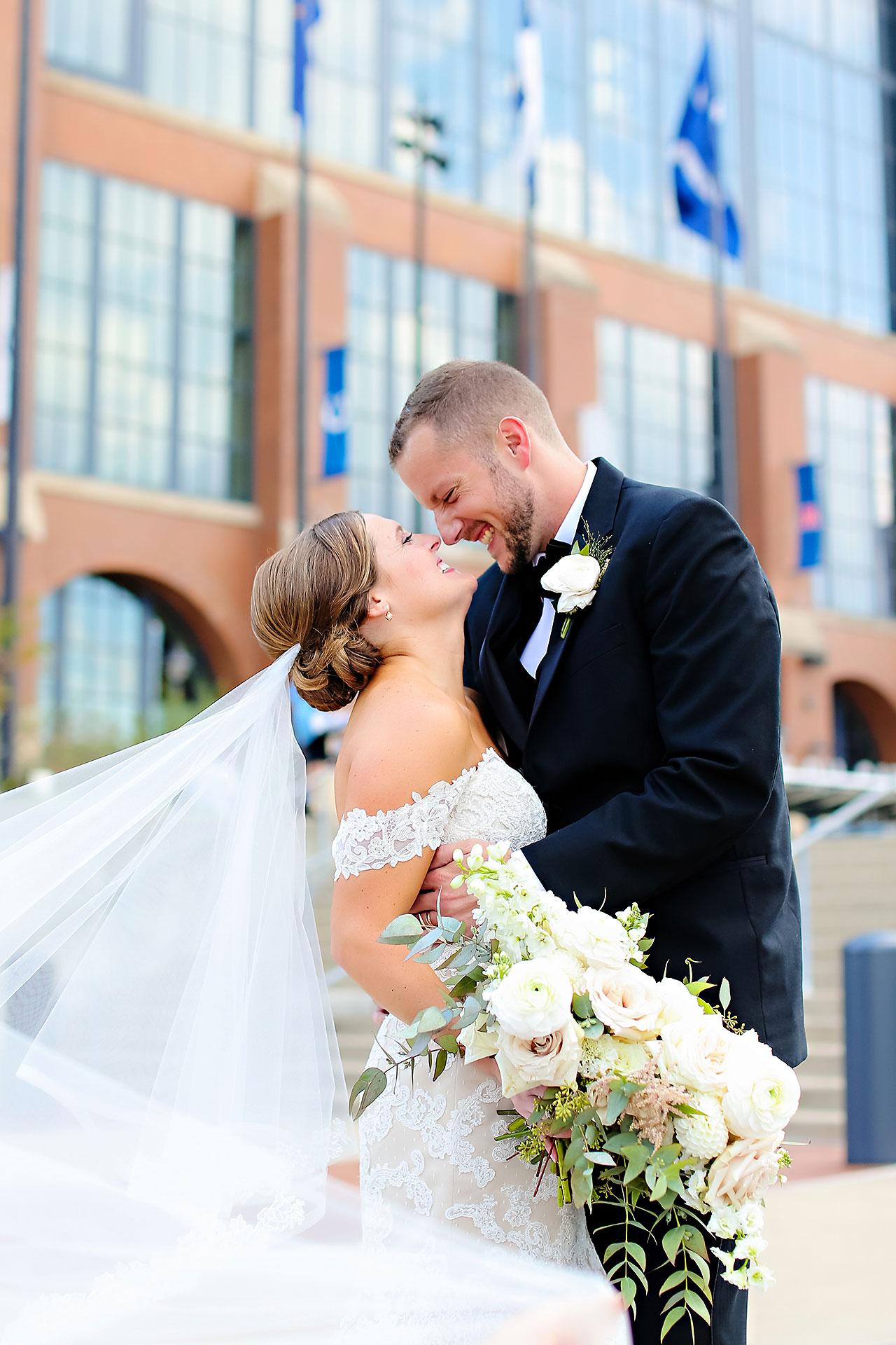 Erika Scott Regions Tower Indianapolis Wedding 124