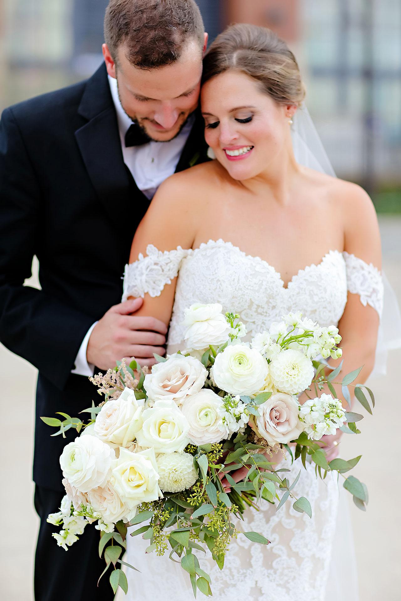 Erika Scott Regions Tower Indianapolis Wedding 125