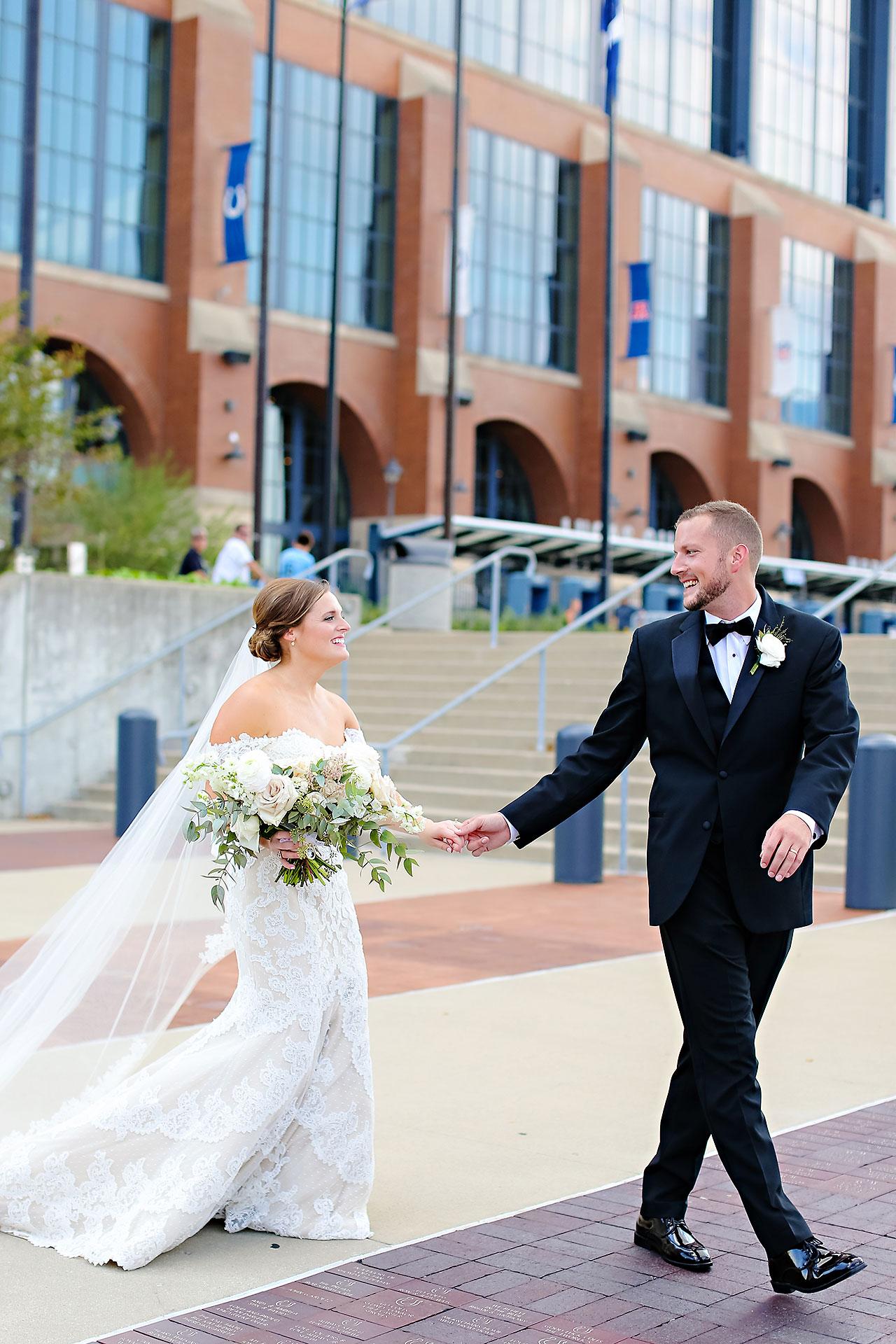 Erika Scott Regions Tower Indianapolis Wedding 122
