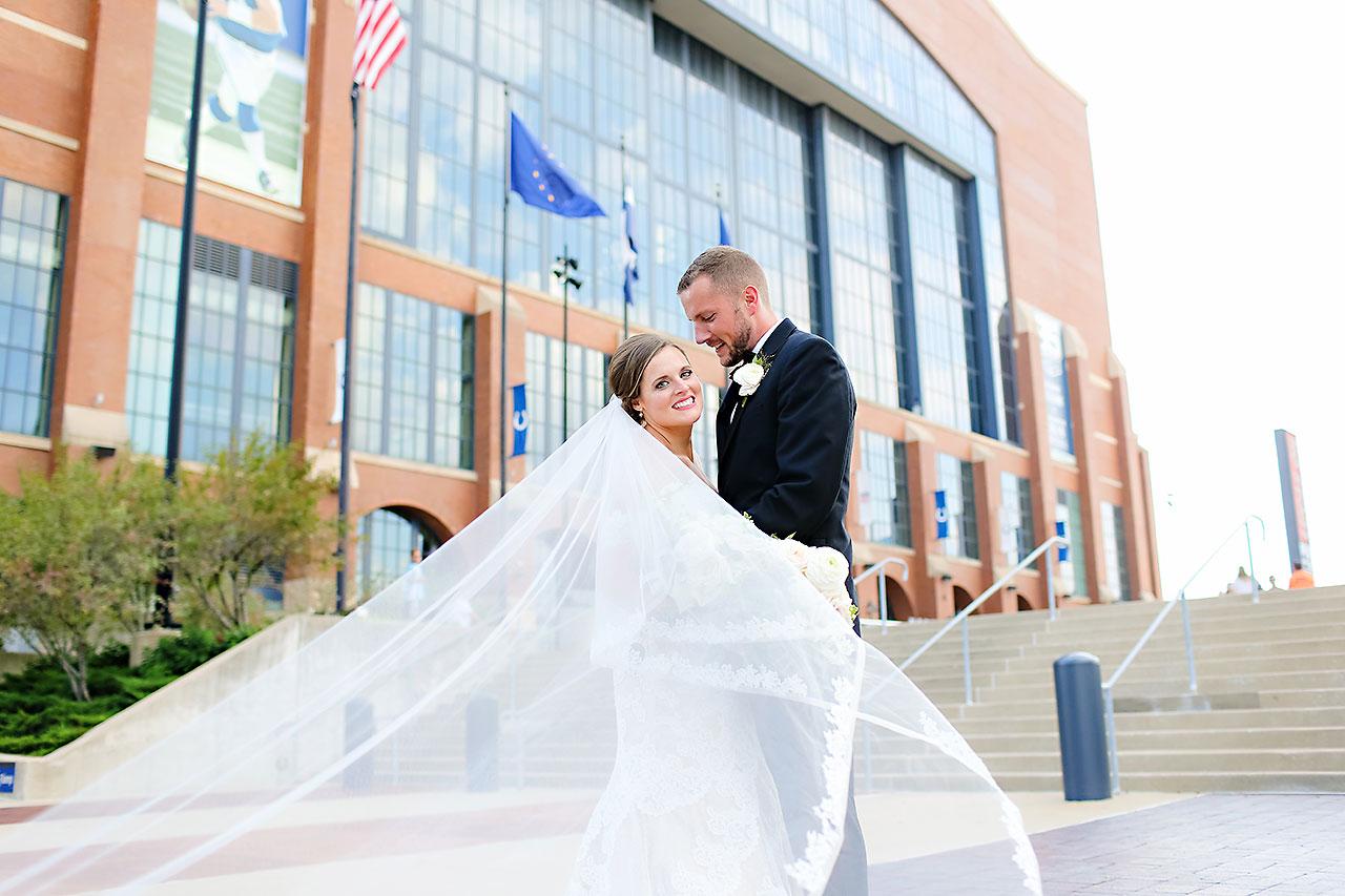 Erika Scott Regions Tower Indianapolis Wedding 119