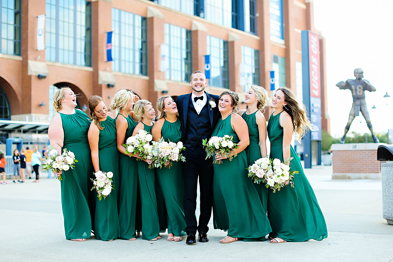 Erika Scott Regions Tower Indianapolis Wedding 118
