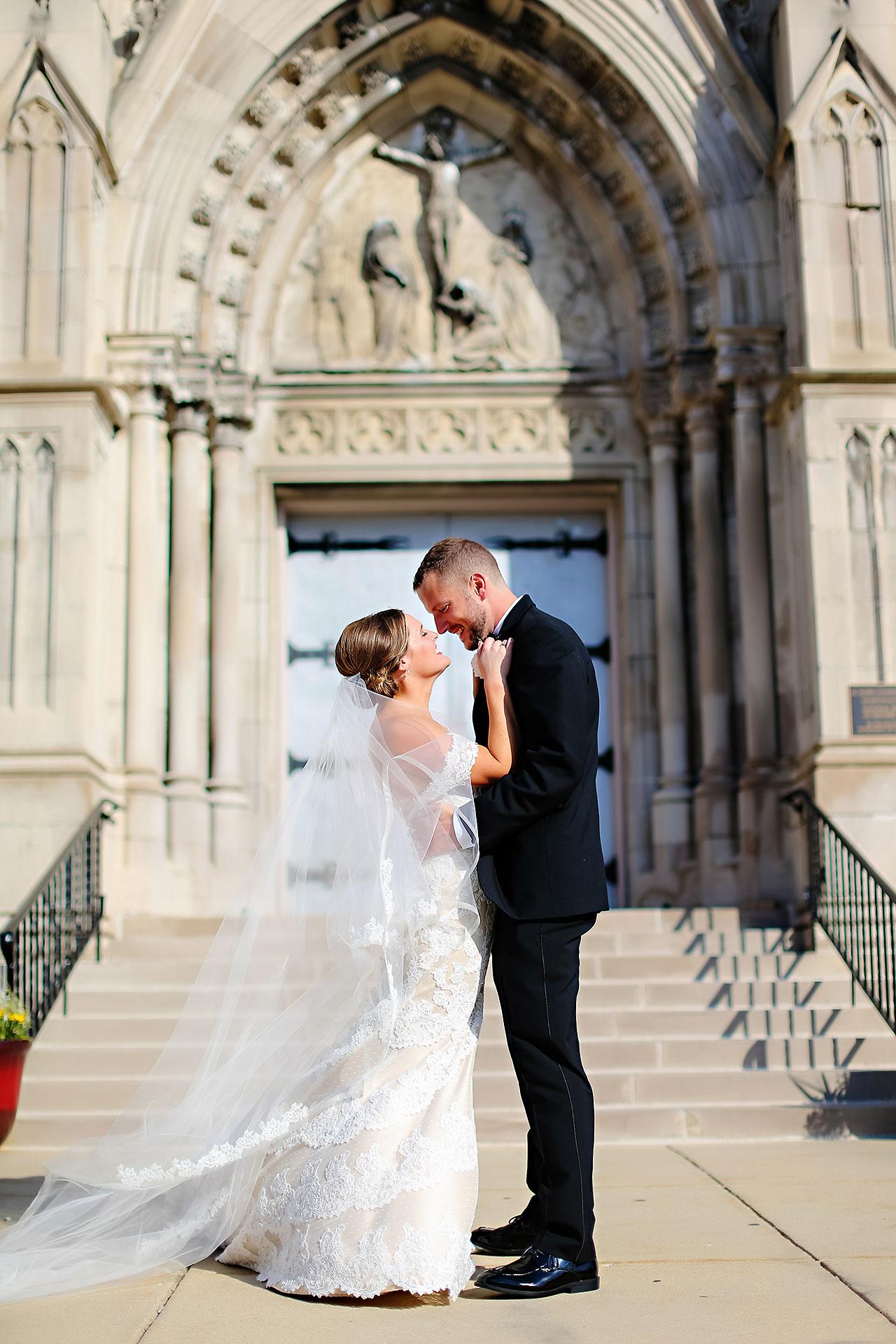 Erika Scott Regions Tower Indianapolis Wedding 114