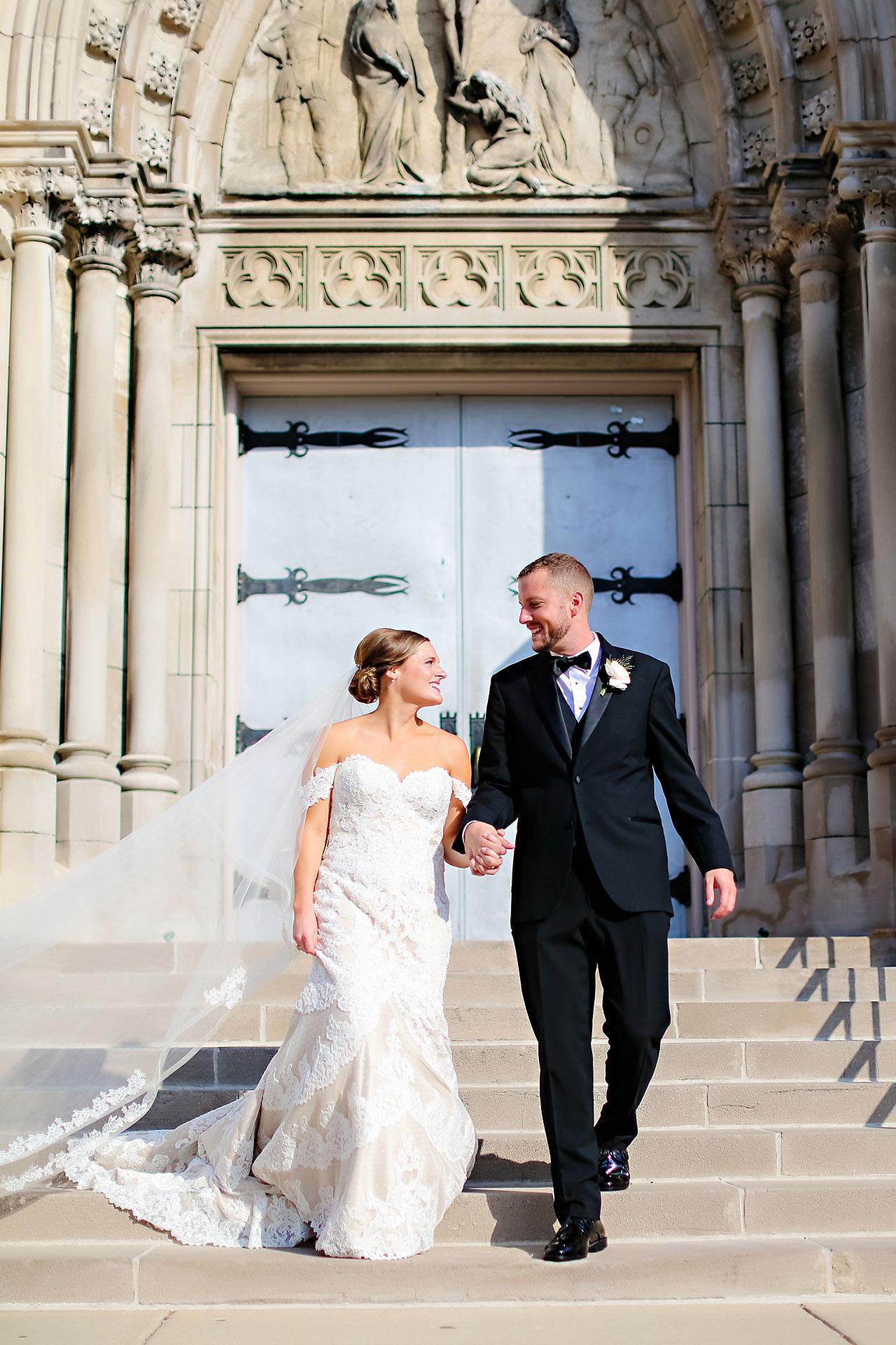 Erika Scott Regions Tower Indianapolis Wedding 112