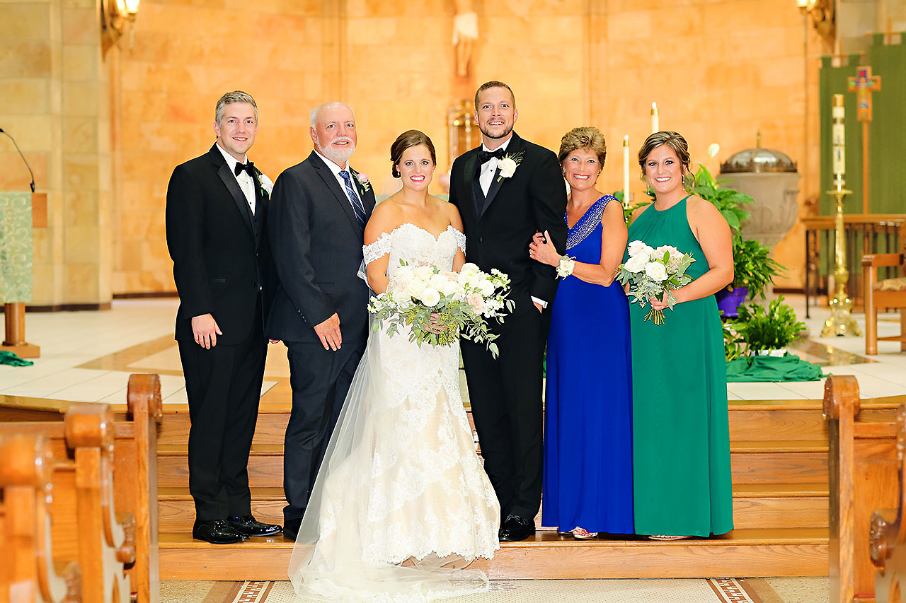 Erika Scott Regions Tower Indianapolis Wedding 109