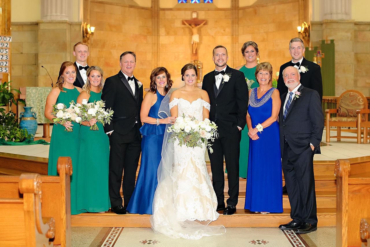 Erika Scott Regions Tower Indianapolis Wedding 105