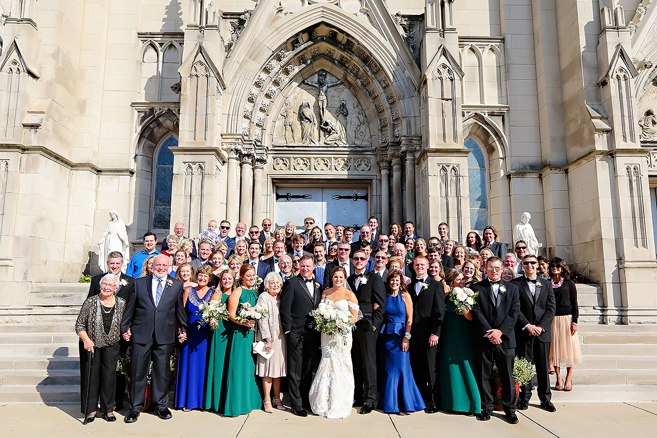 Erika Scott Regions Tower Indianapolis Wedding 103