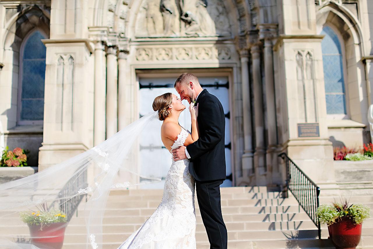 Erika Scott Regions Tower Indianapolis Wedding 104