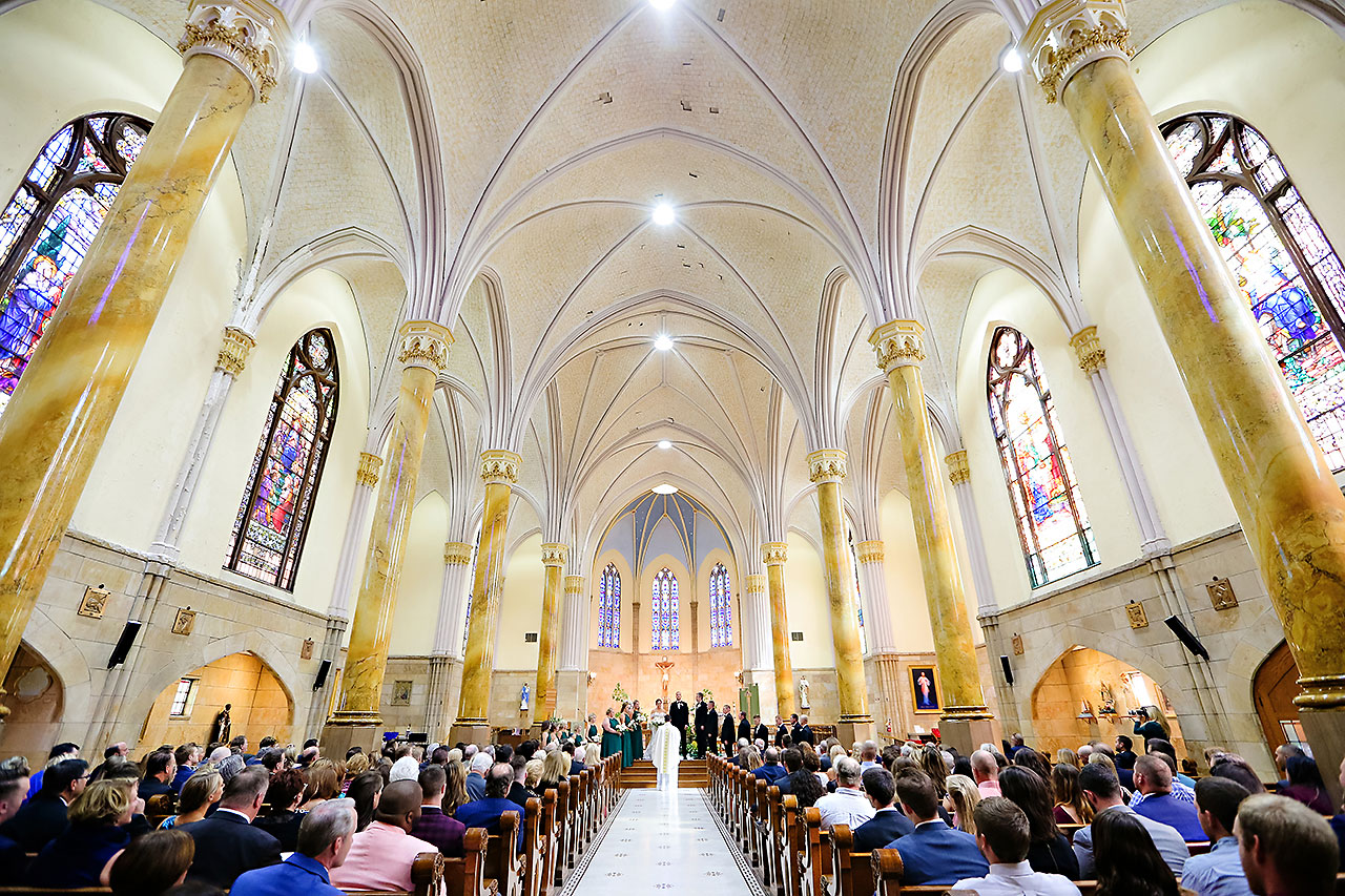 Erika Scott Regions Tower Indianapolis Wedding 098
