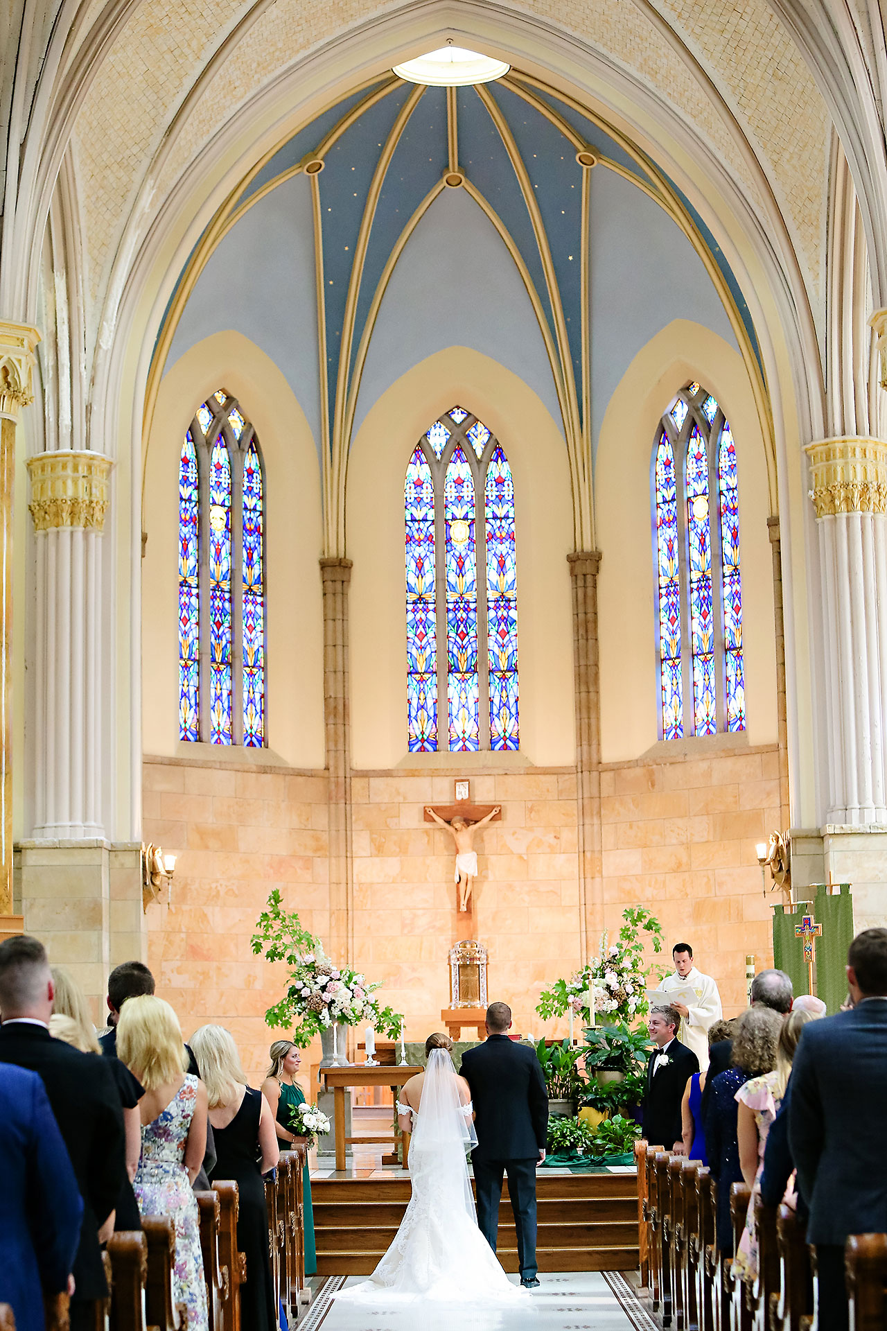 Erika Scott Regions Tower Indianapolis Wedding 096