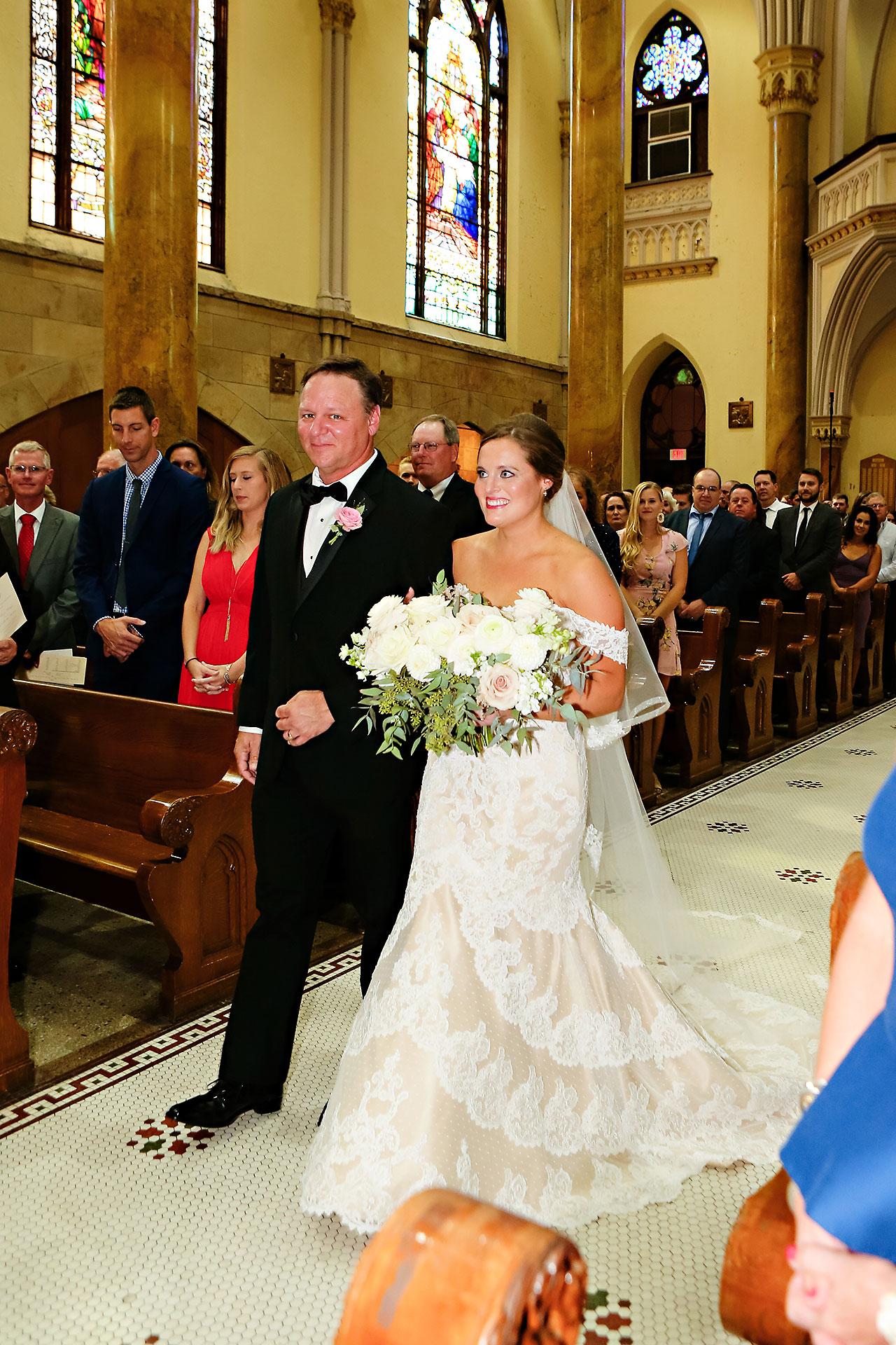 Erika Scott Regions Tower Indianapolis Wedding 093