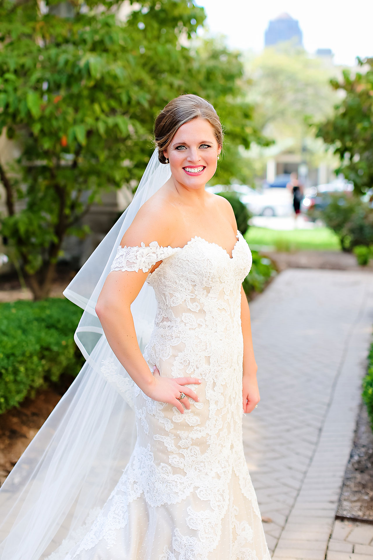 Erika Scott Regions Tower Indianapolis Wedding 070