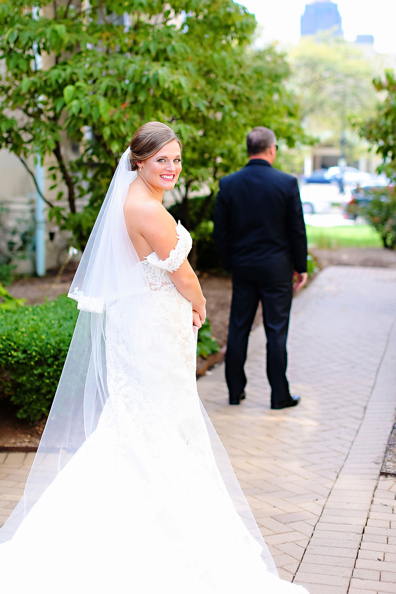 Erika Scott Regions Tower Indianapolis Wedding 064