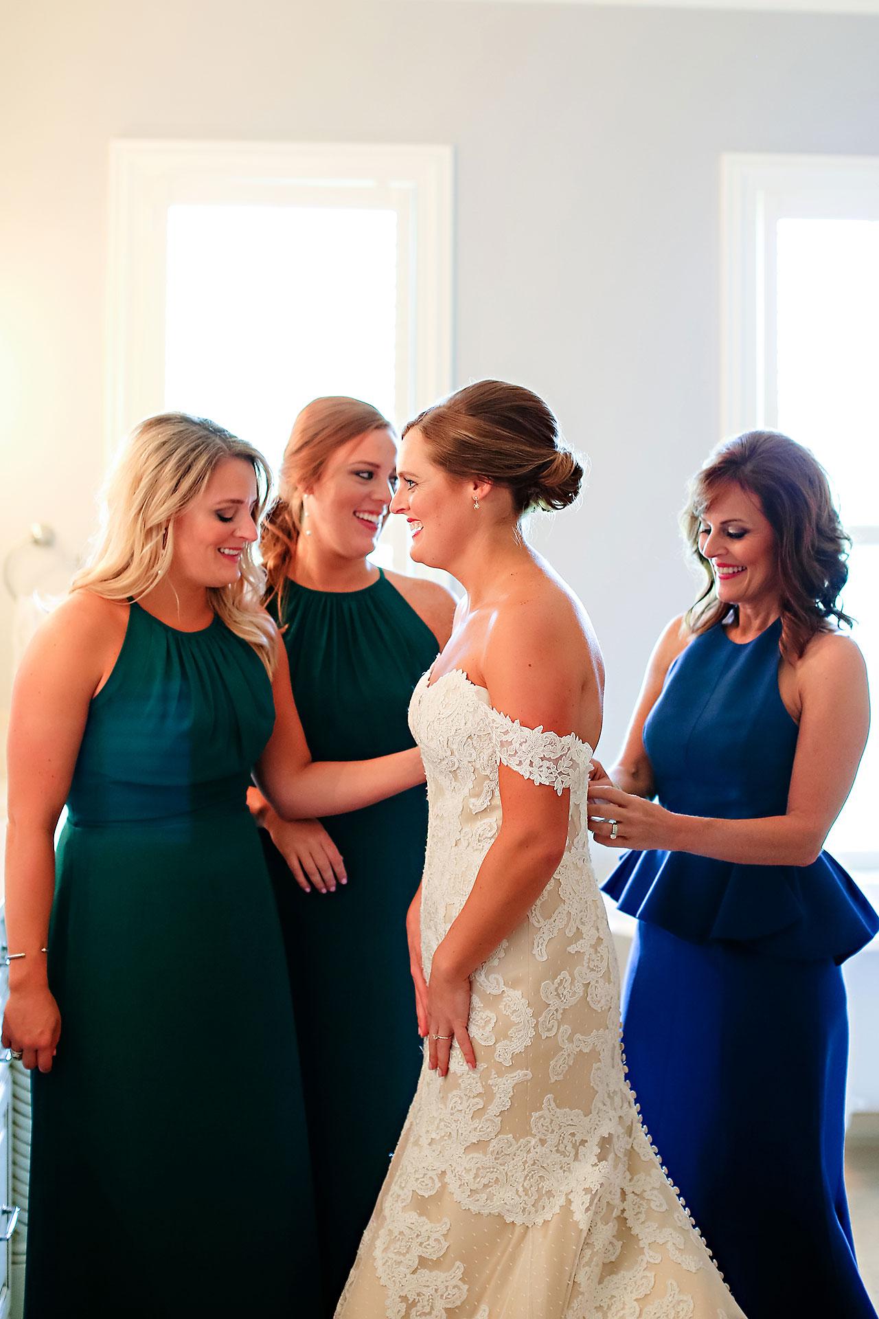Erika Scott Regions Tower Indianapolis Wedding 049