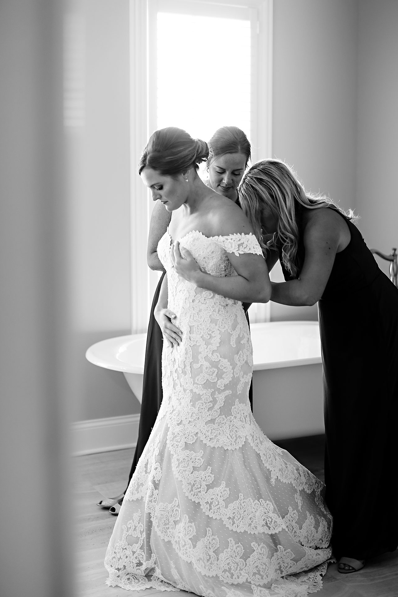 Erika Scott Regions Tower Indianapolis Wedding 044