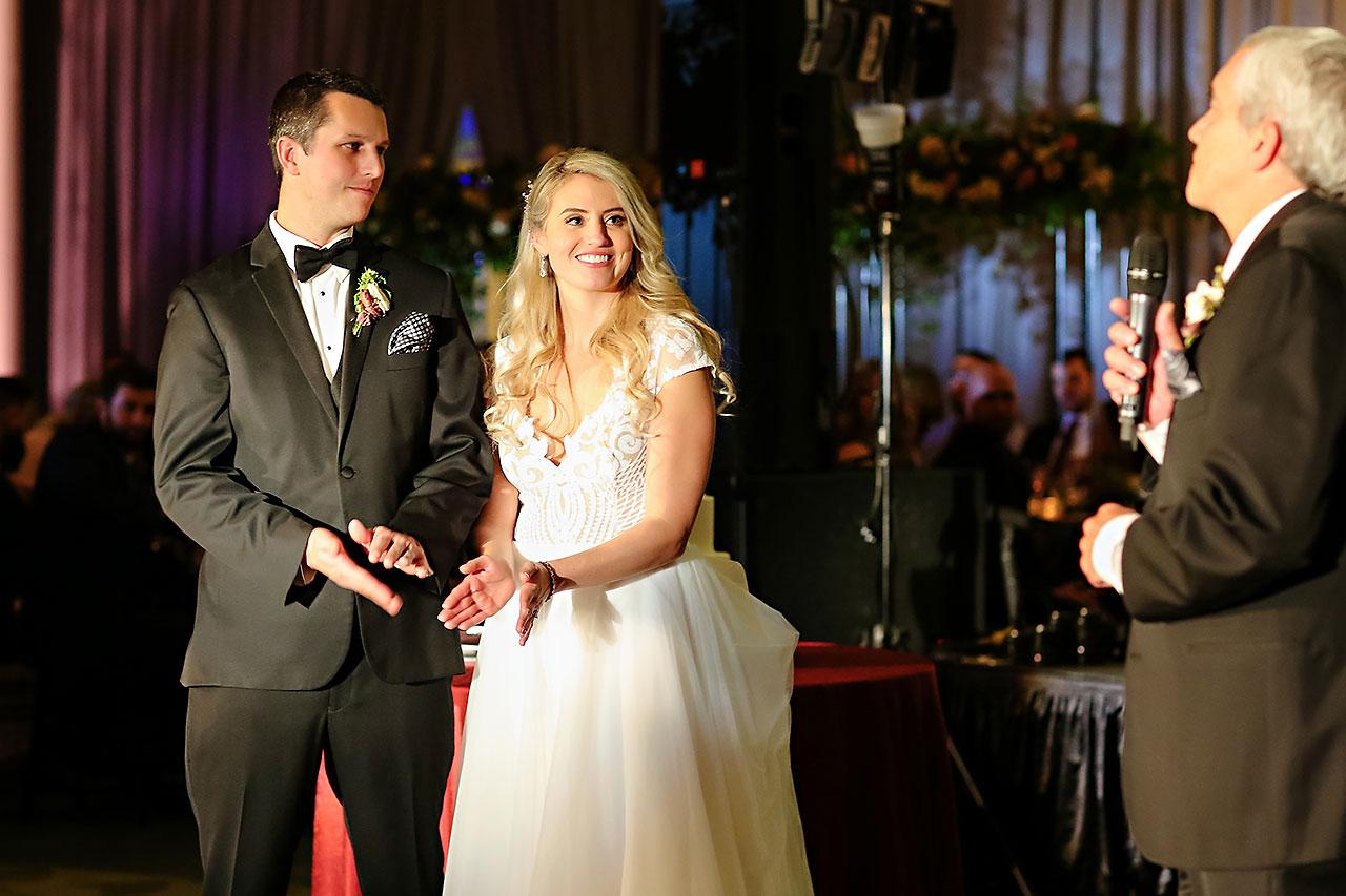 Emily Alex Indianapolis Central Library Wedding 313
