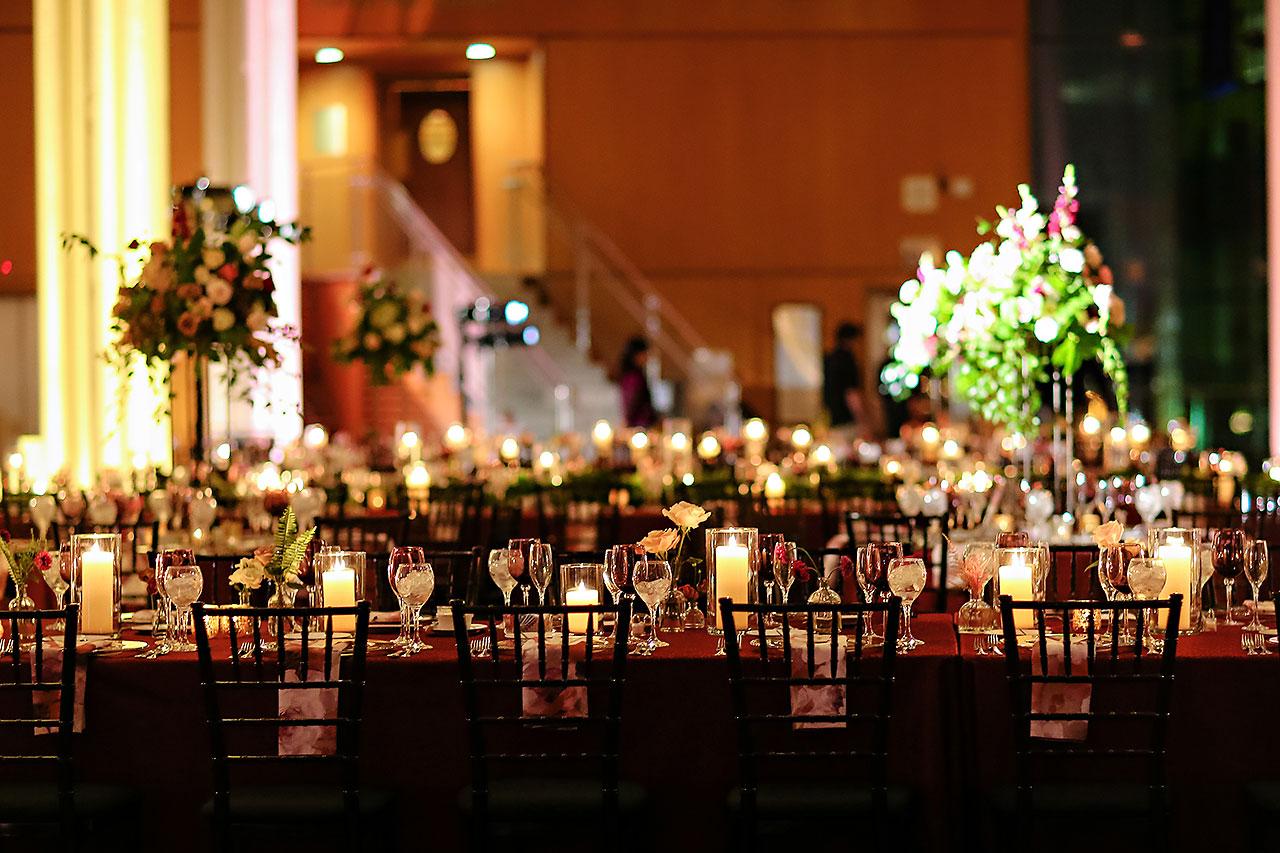 Emily Alex Indianapolis Central Library Wedding 302
