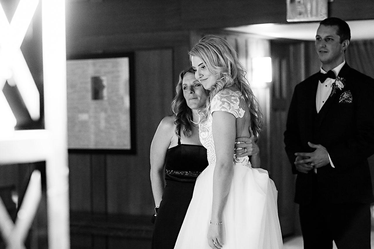 Emily Alex Indianapolis Central Library Wedding 256