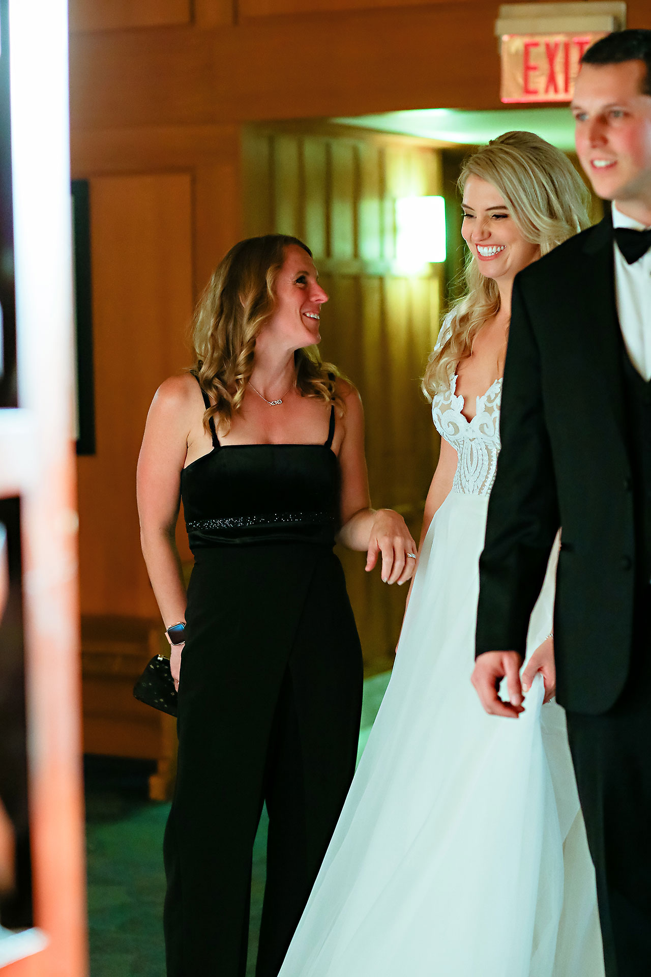 Emily Alex Indianapolis Central Library Wedding 252