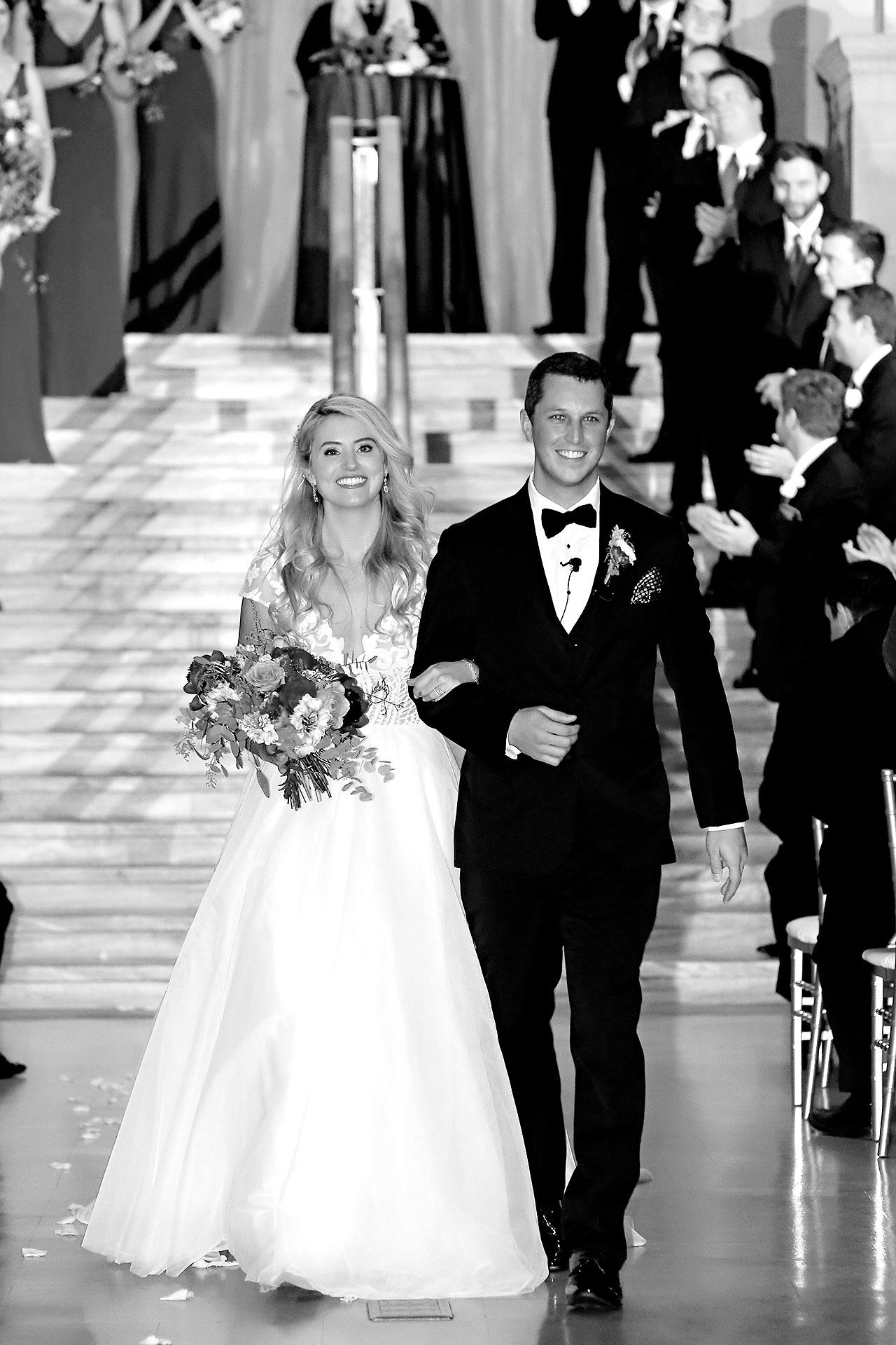 Emily Alex Indianapolis Central Library Wedding 244