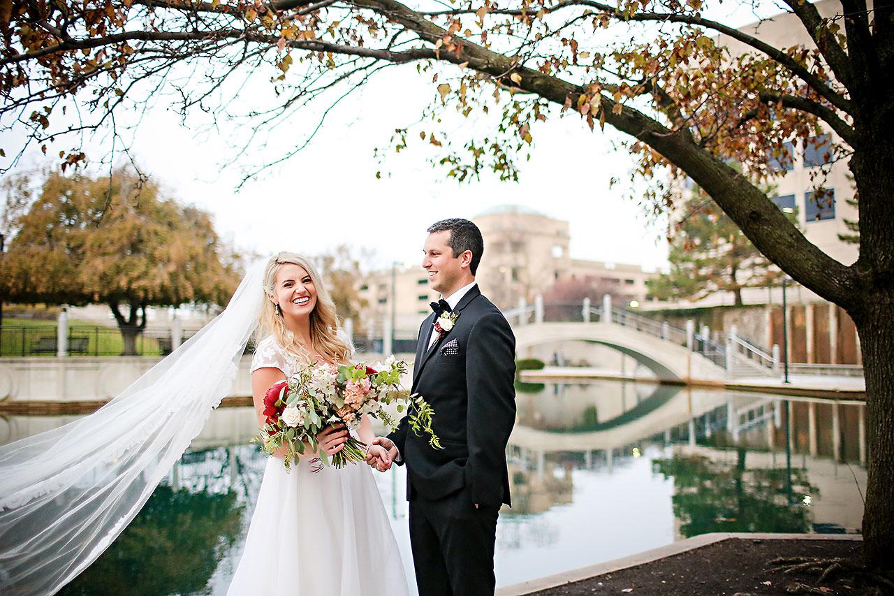 Emily Alex Indianapolis Central Library Wedding 212