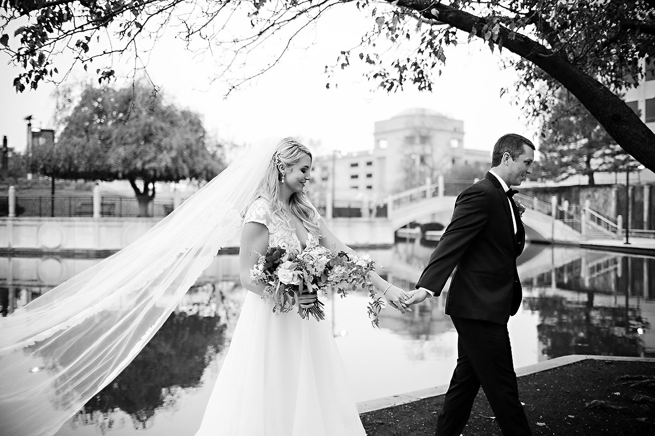Emily Alex Indianapolis Central Library Wedding 210