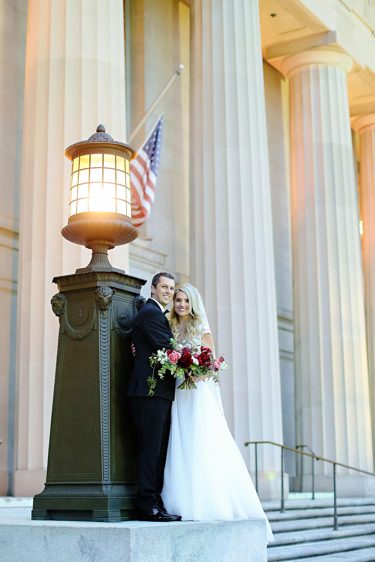 Emily Alex Indianapolis Central Library Wedding 202