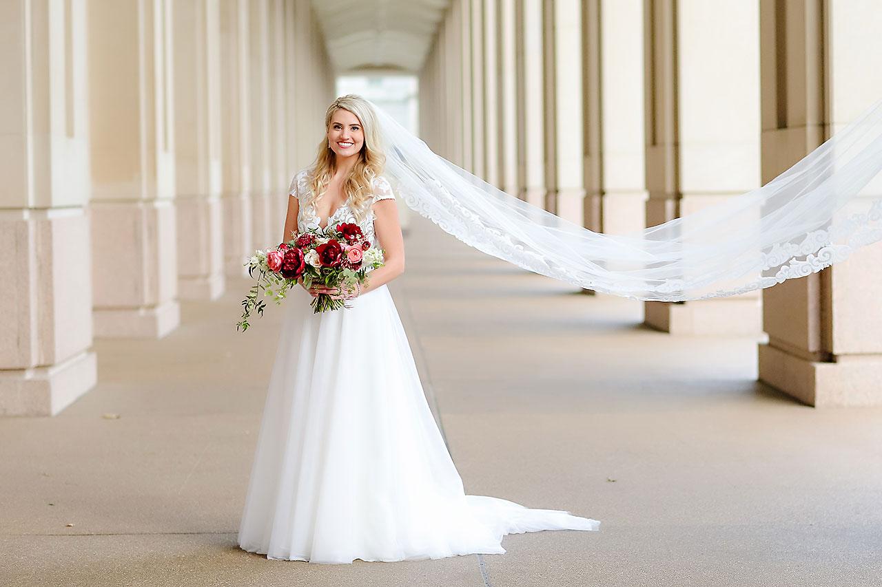 Emily Alex Indianapolis Central Library Wedding 188