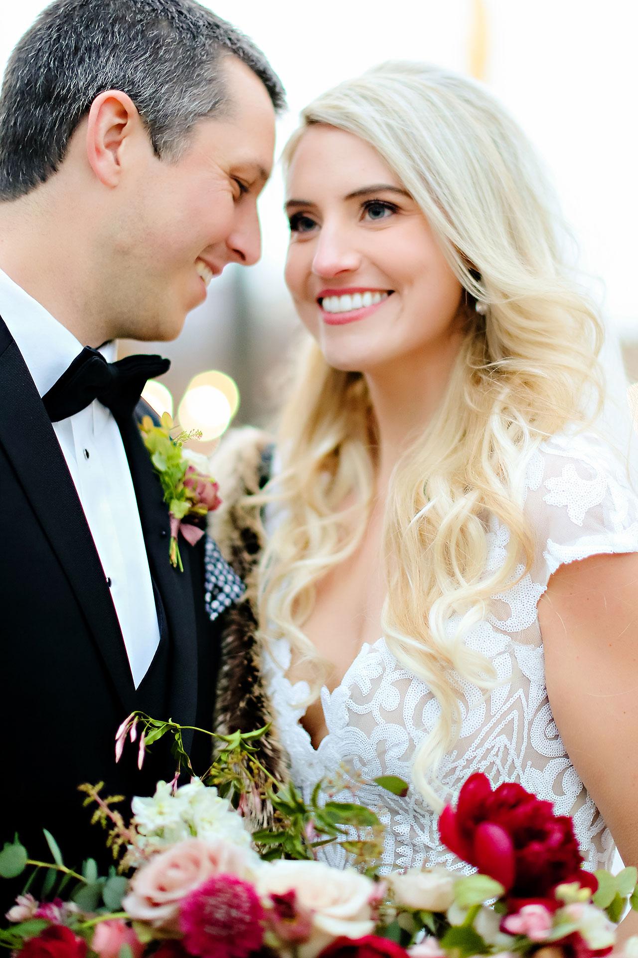 Emily Alex Indianapolis Central Library Wedding 172