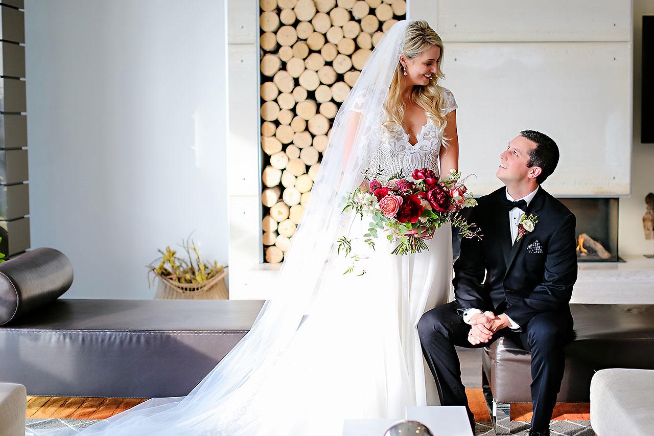 Emily Alex Indianapolis Central Library Wedding 145