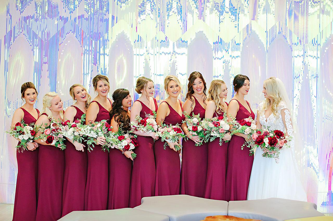 Emily Alex Indianapolis Central Library Wedding 144