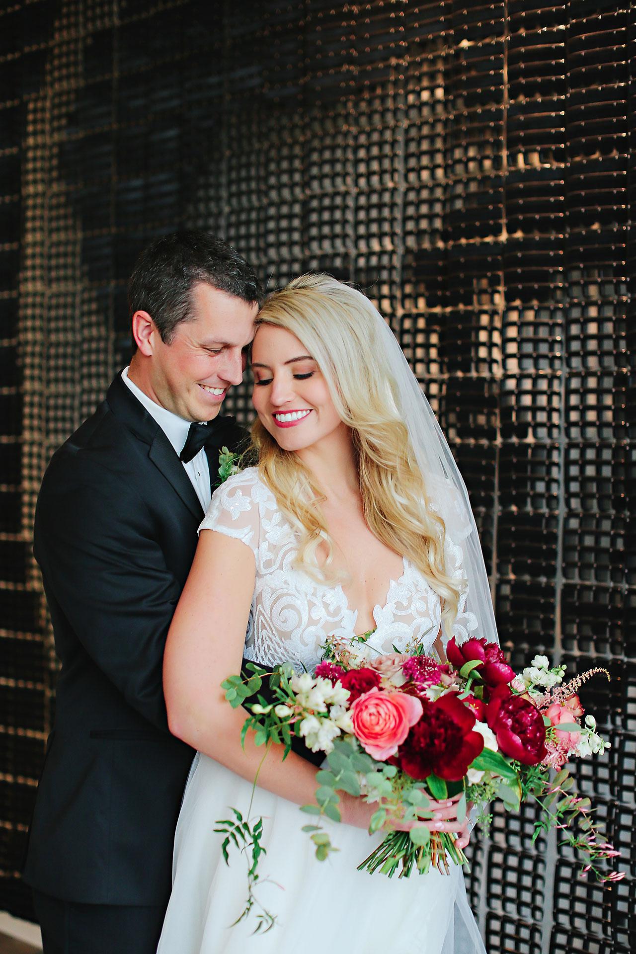 Emily Alex Indianapolis Central Library Wedding 142