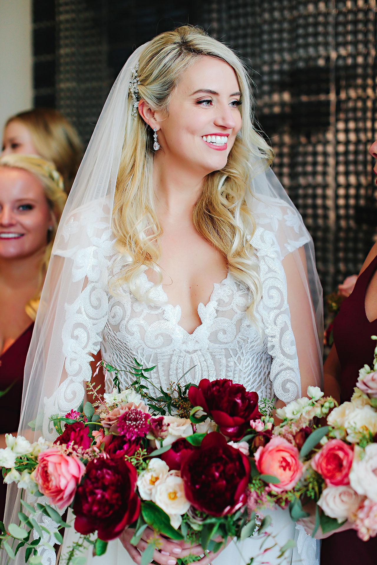 Emily Alex Indianapolis Central Library Wedding 138