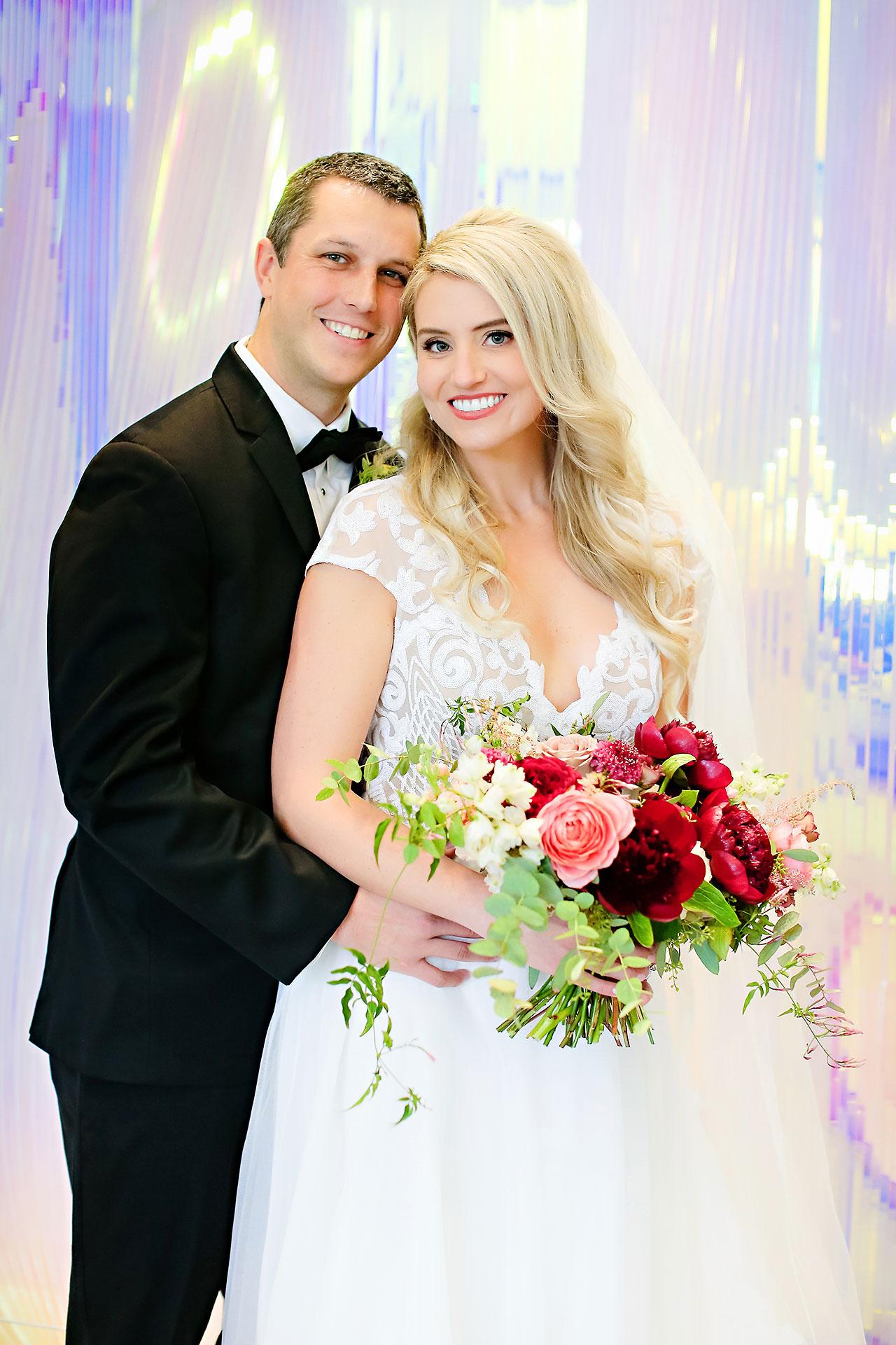 Emily Alex Indianapolis Central Library Wedding 139