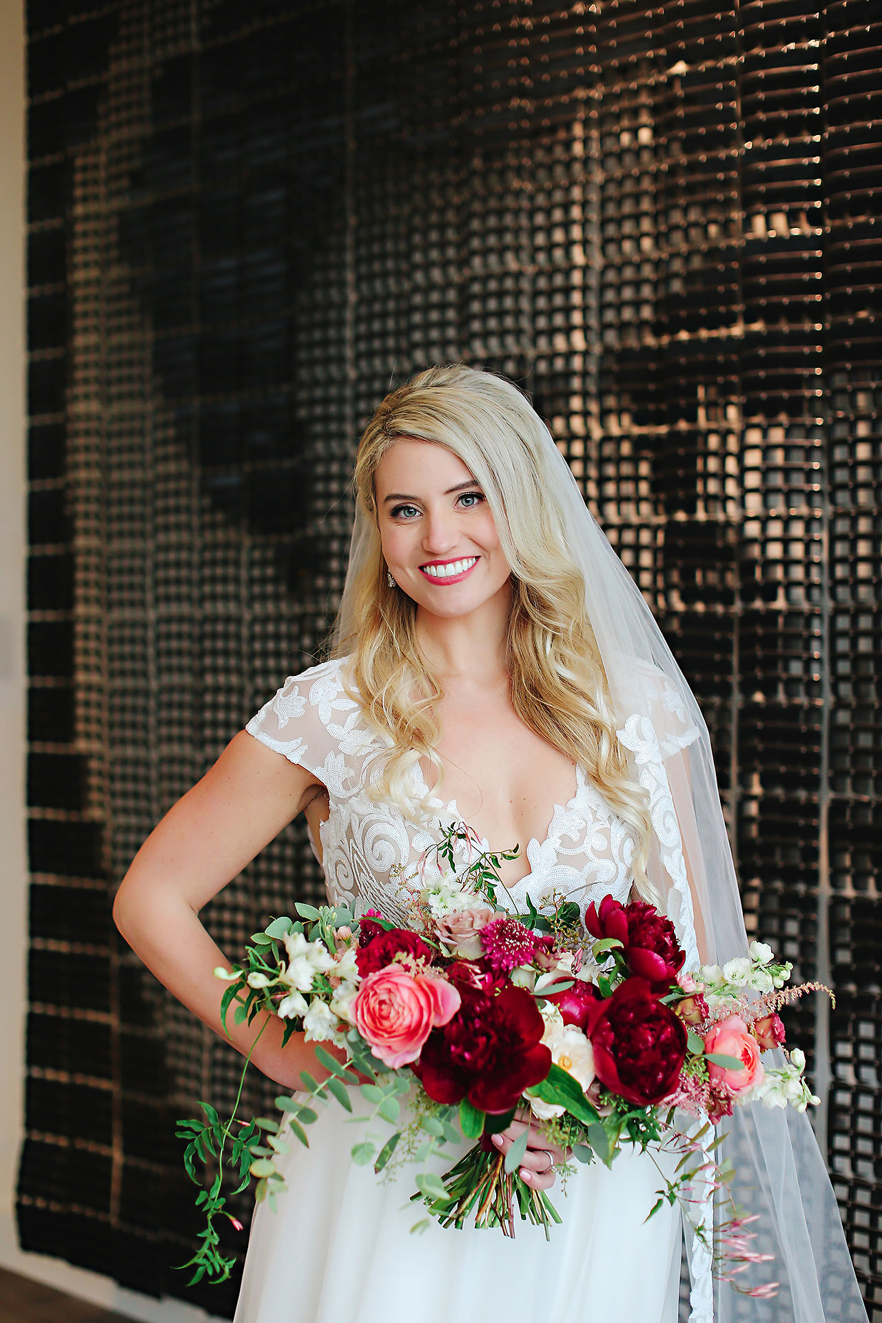 Emily Alex Indianapolis Central Library Wedding 129