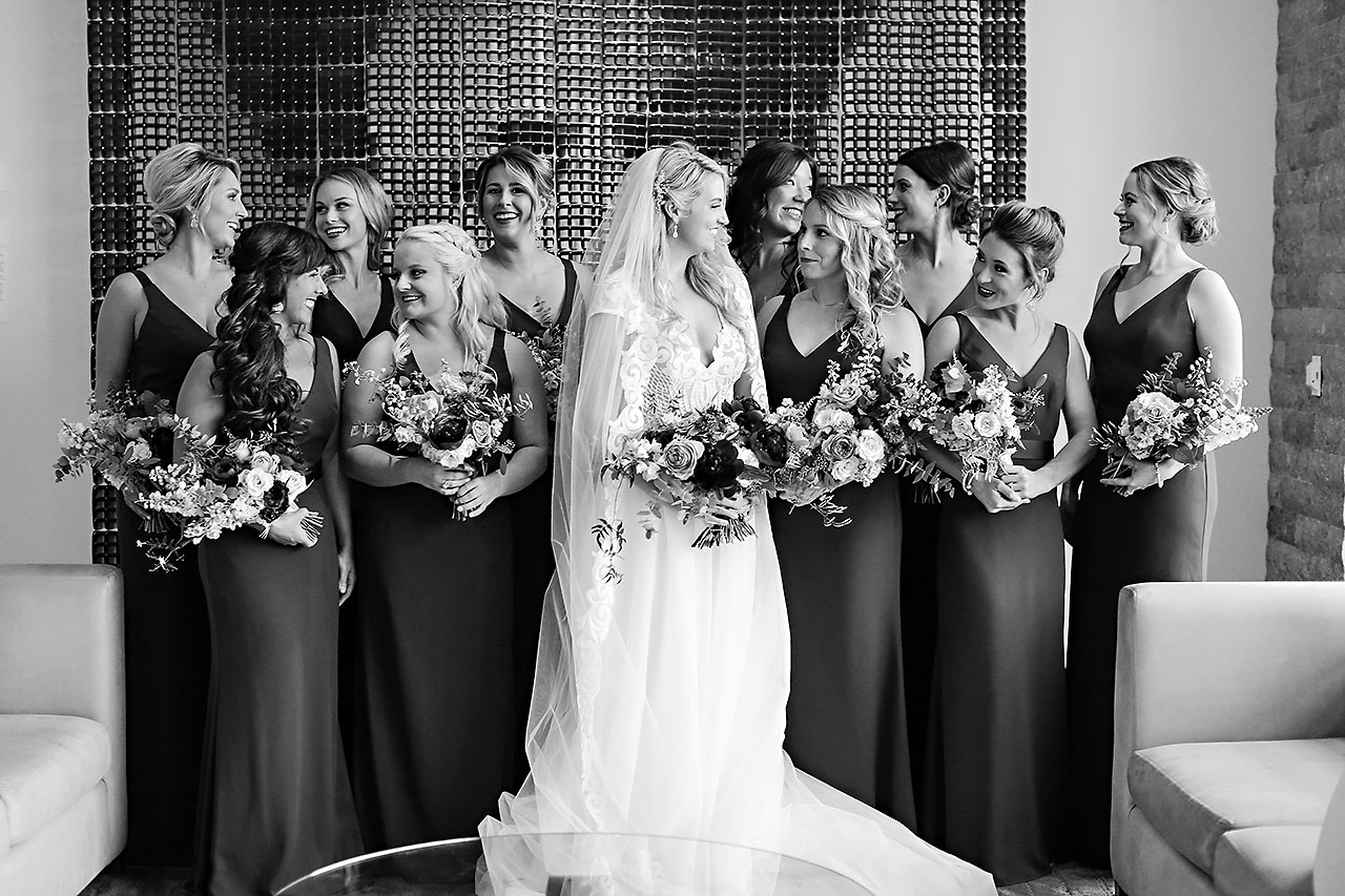 Emily Alex Indianapolis Central Library Wedding 121
