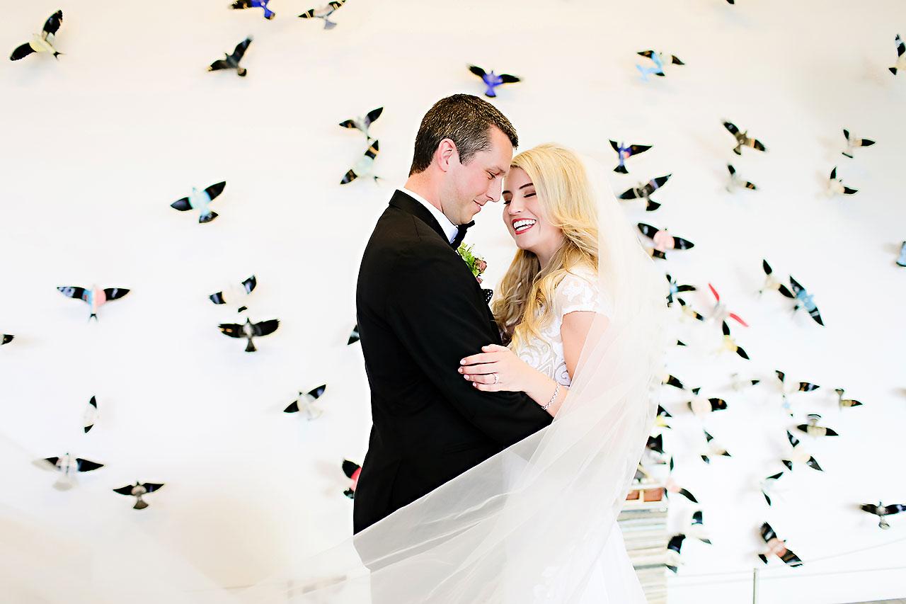 Emily Alex Indianapolis Central Library Wedding 120
