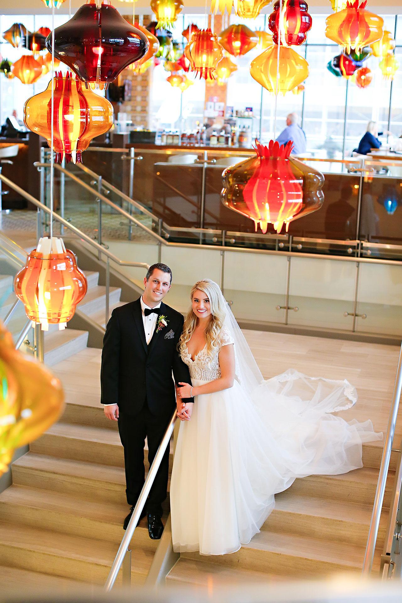 Emily Alex Indianapolis Central Library Wedding 117
