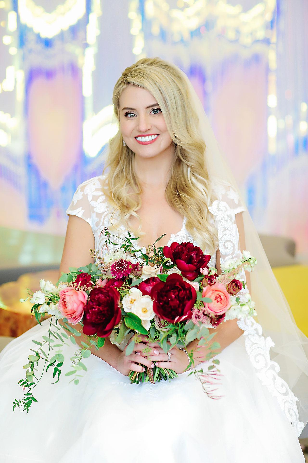 Emily Alex Indianapolis Central Library Wedding 110