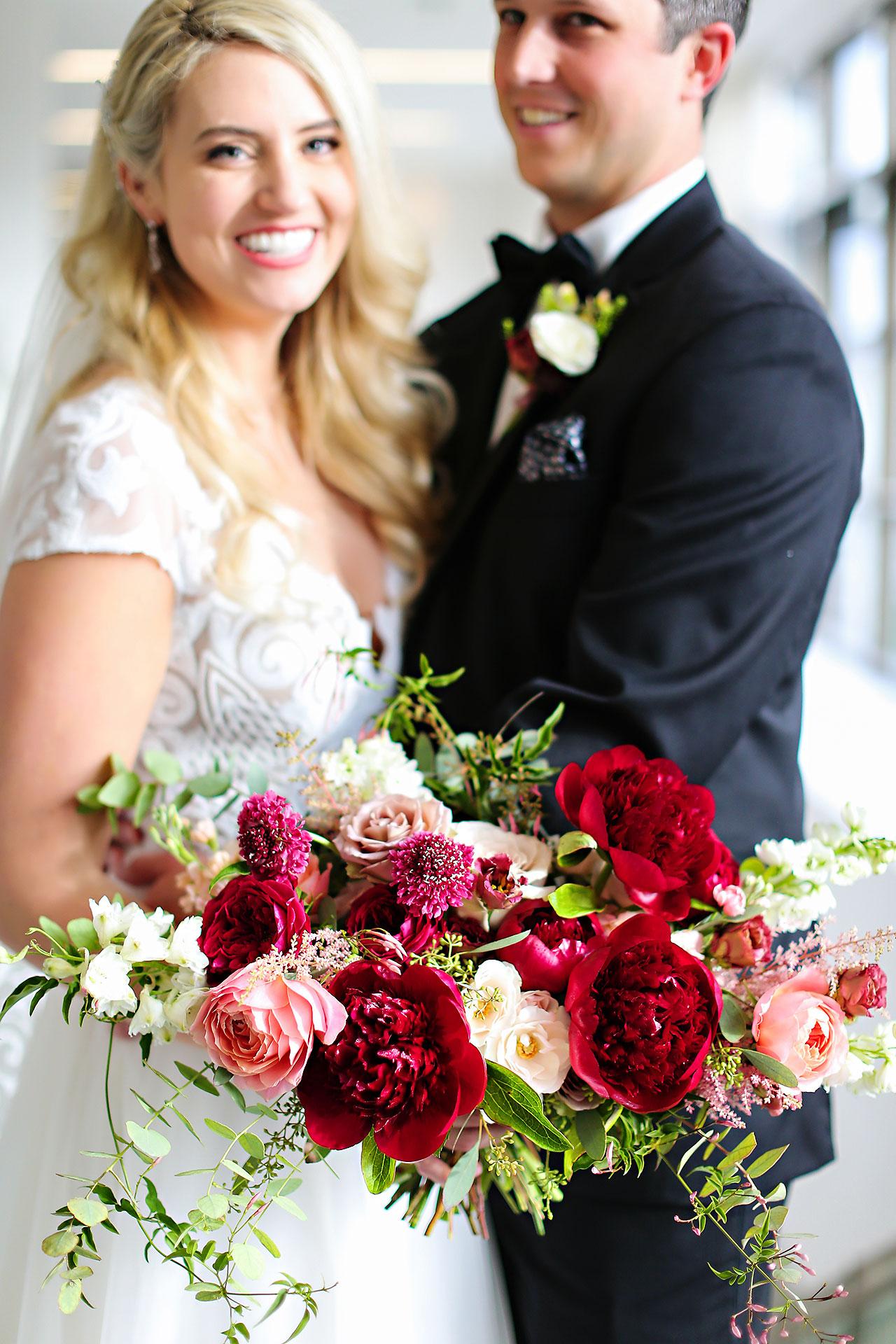 Emily Alex Indianapolis Central Library Wedding 092