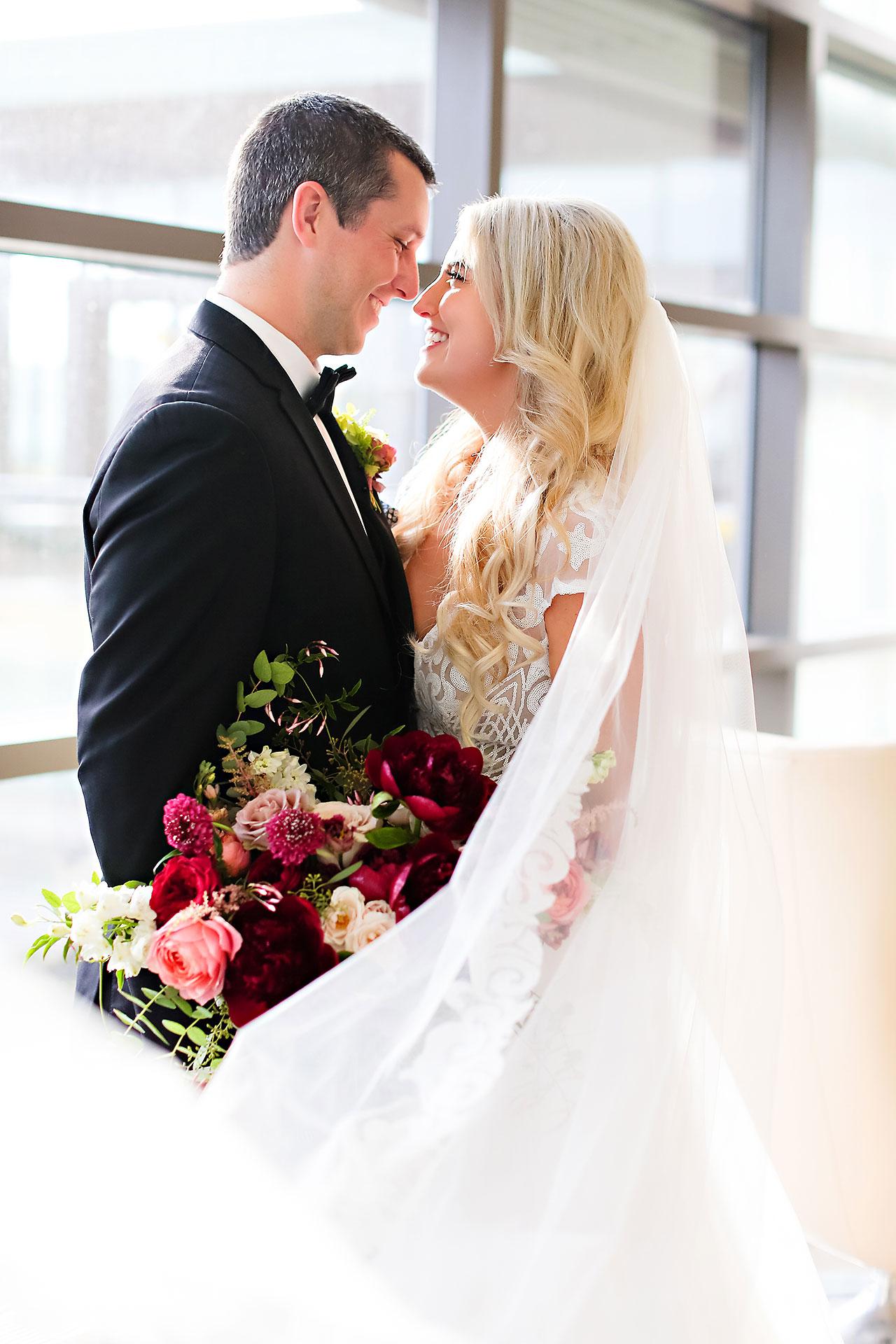 Emily Alex Indianapolis Central Library Wedding 093
