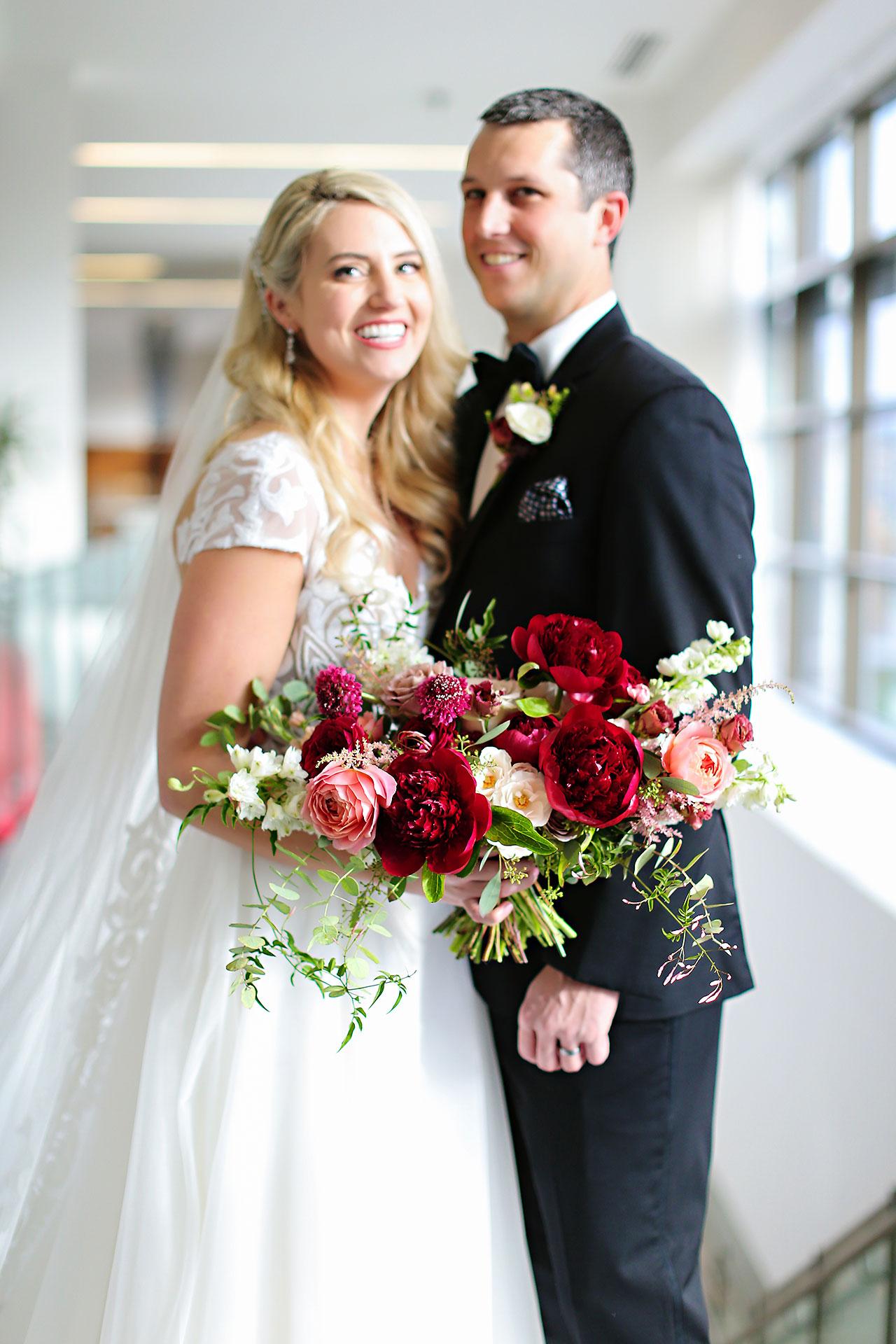 Emily Alex Indianapolis Central Library Wedding 090
