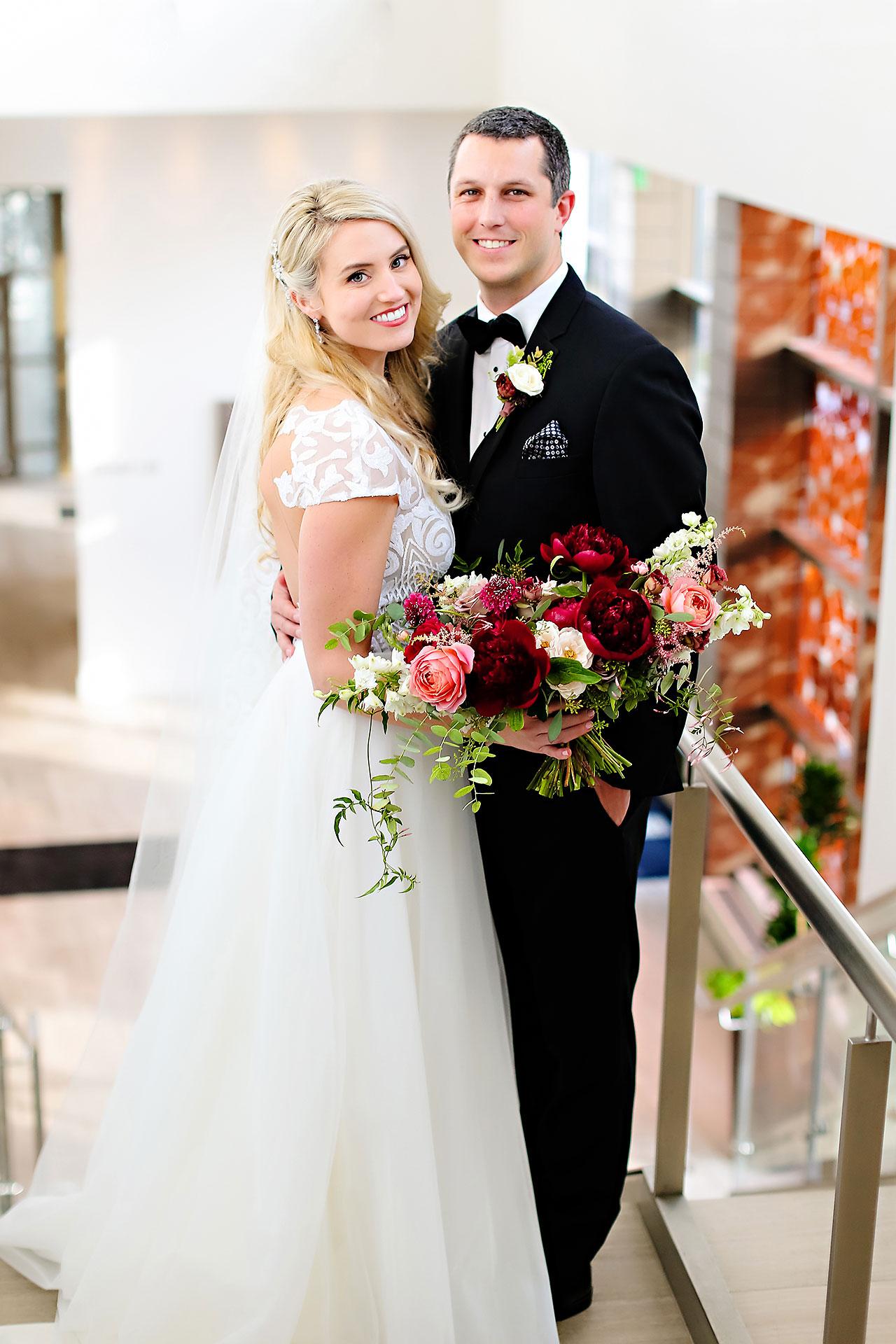 Emily Alex Indianapolis Central Library Wedding 084