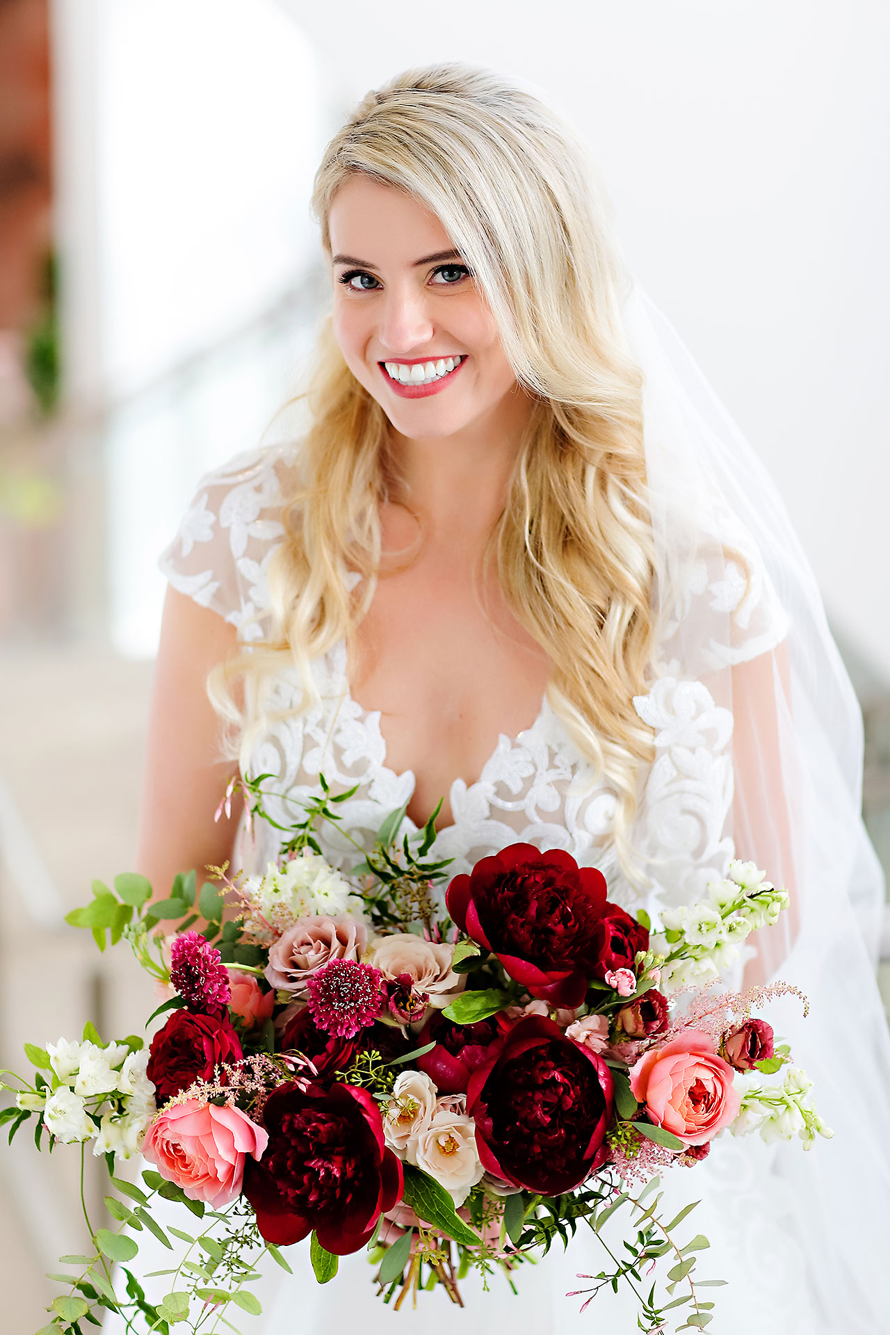 Emily Alex Indianapolis Central Library Wedding 086