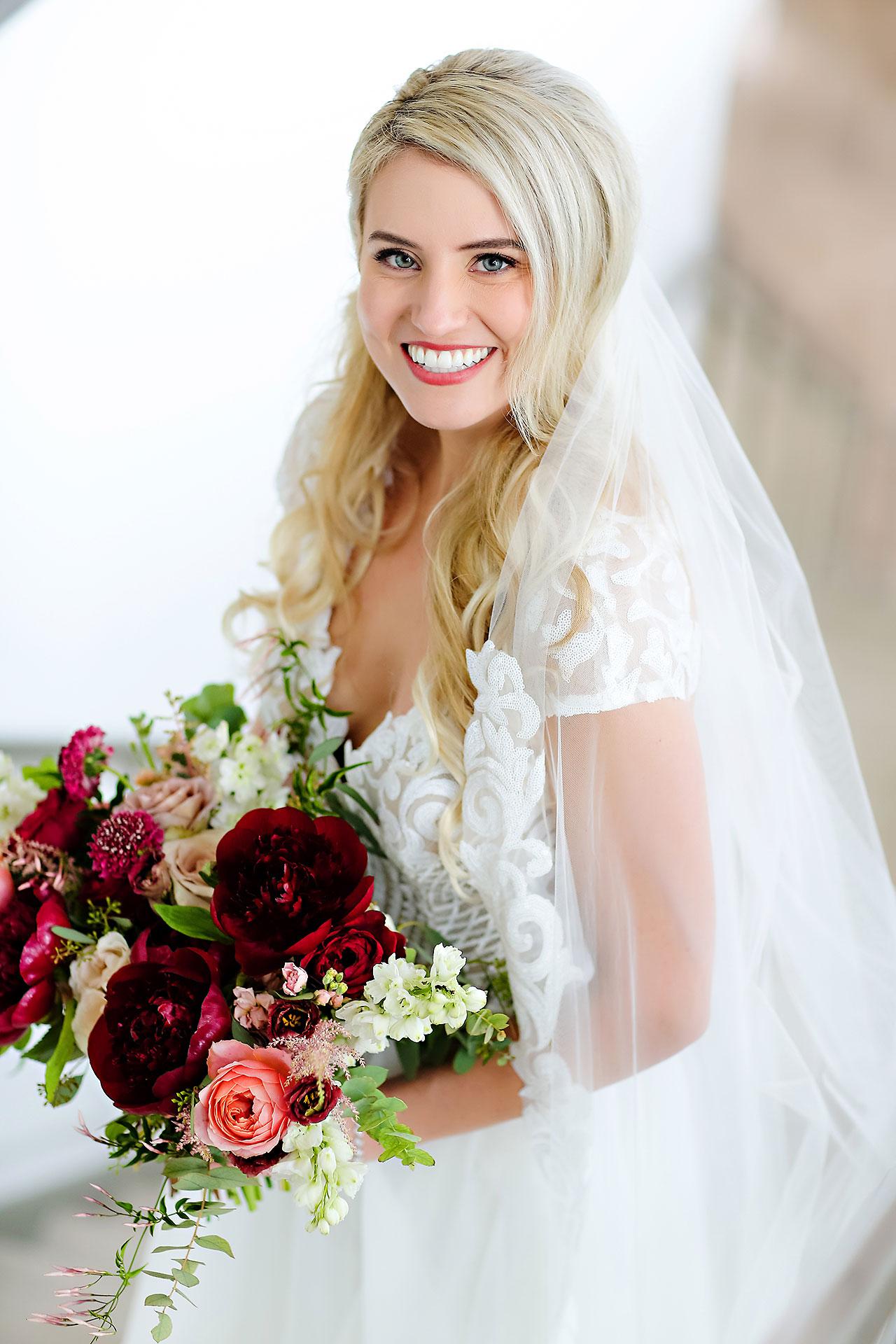 Emily Alex Indianapolis Central Library Wedding 083