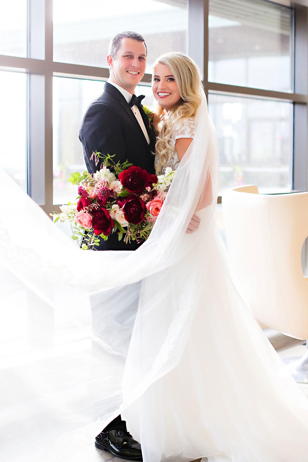 Emily Alex Indianapolis Central Library Wedding 073