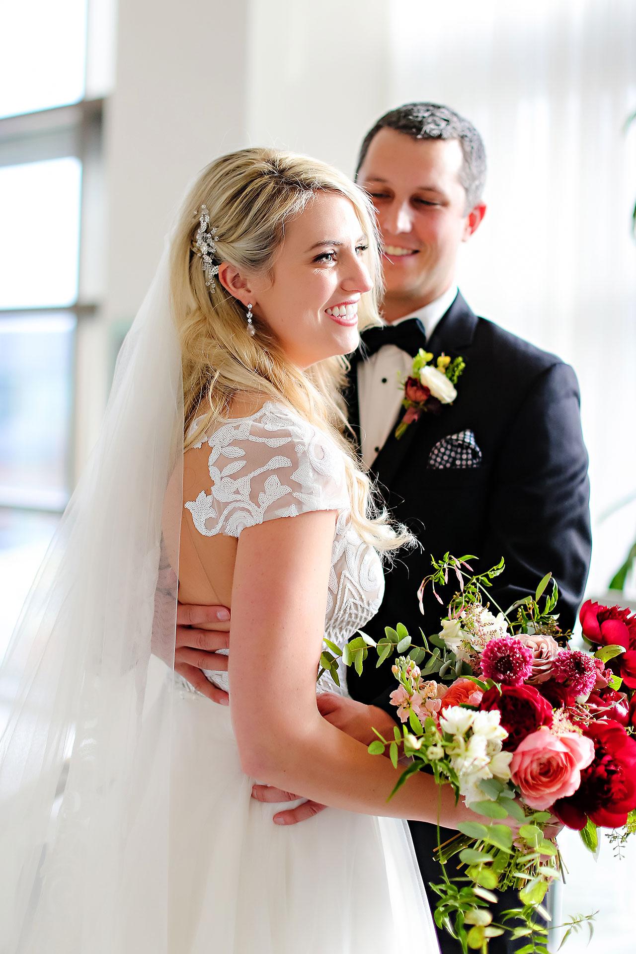 Emily Alex Indianapolis Central Library Wedding 071