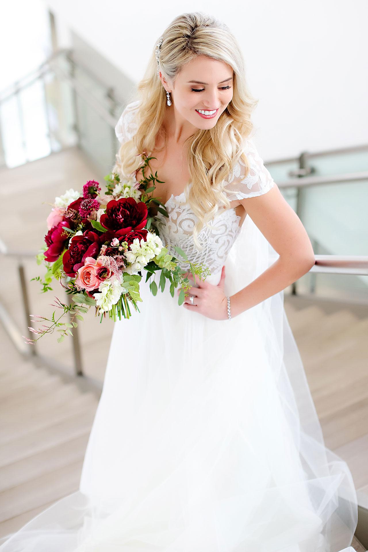 Emily Alex Indianapolis Central Library Wedding 068