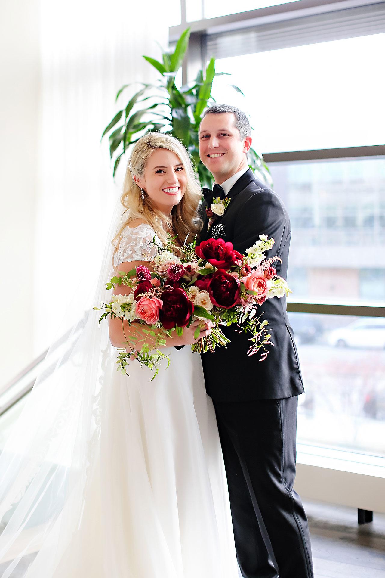 Emily Alex Indianapolis Central Library Wedding 064
