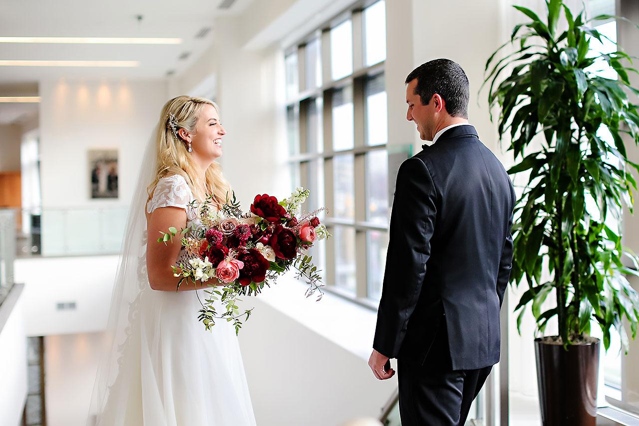 Emily Alex Indianapolis Central Library Wedding 061